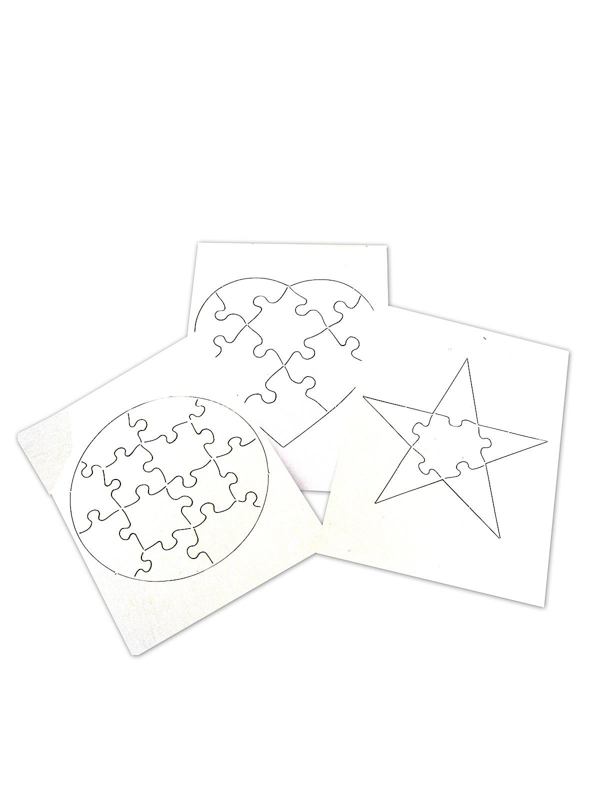 Puzzle Shapes