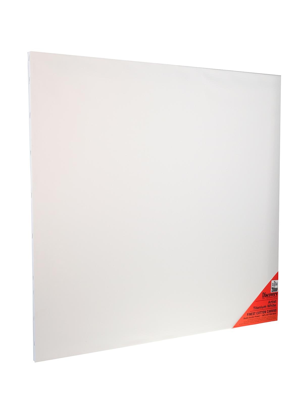 Discovery - Finest Stretched Cotton Canvas