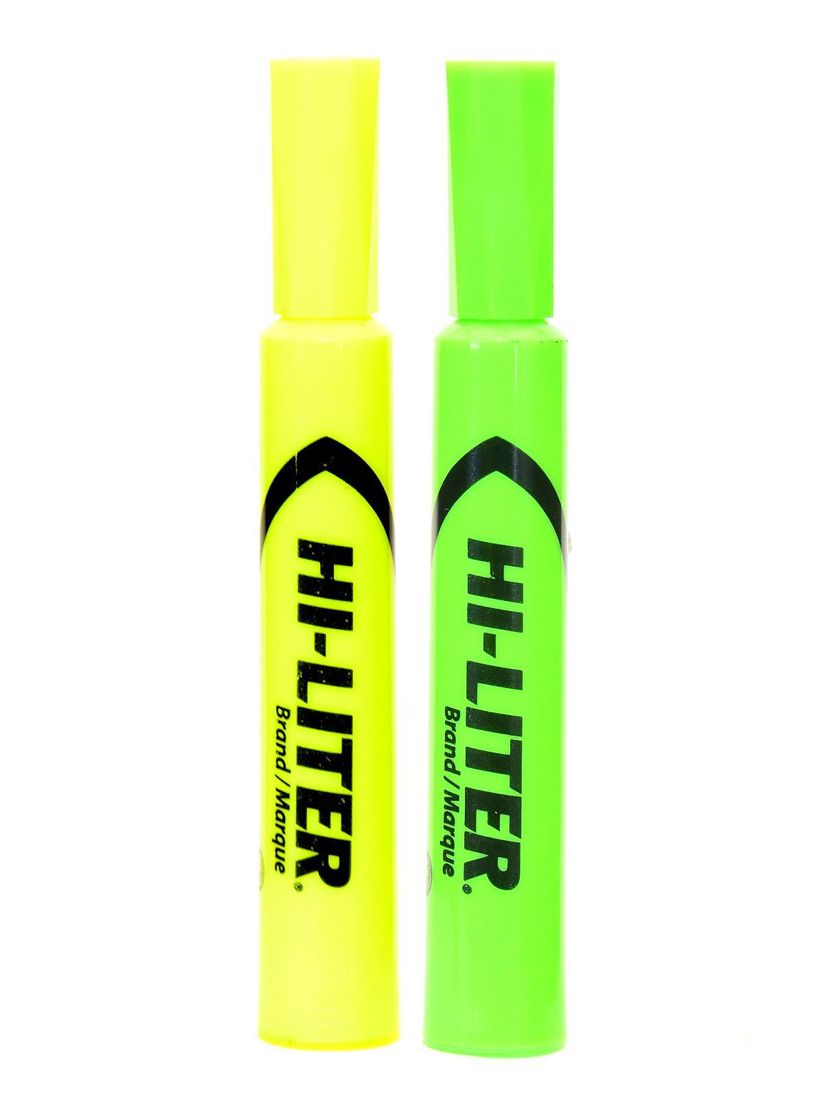 Fluorescent Hi-Liter