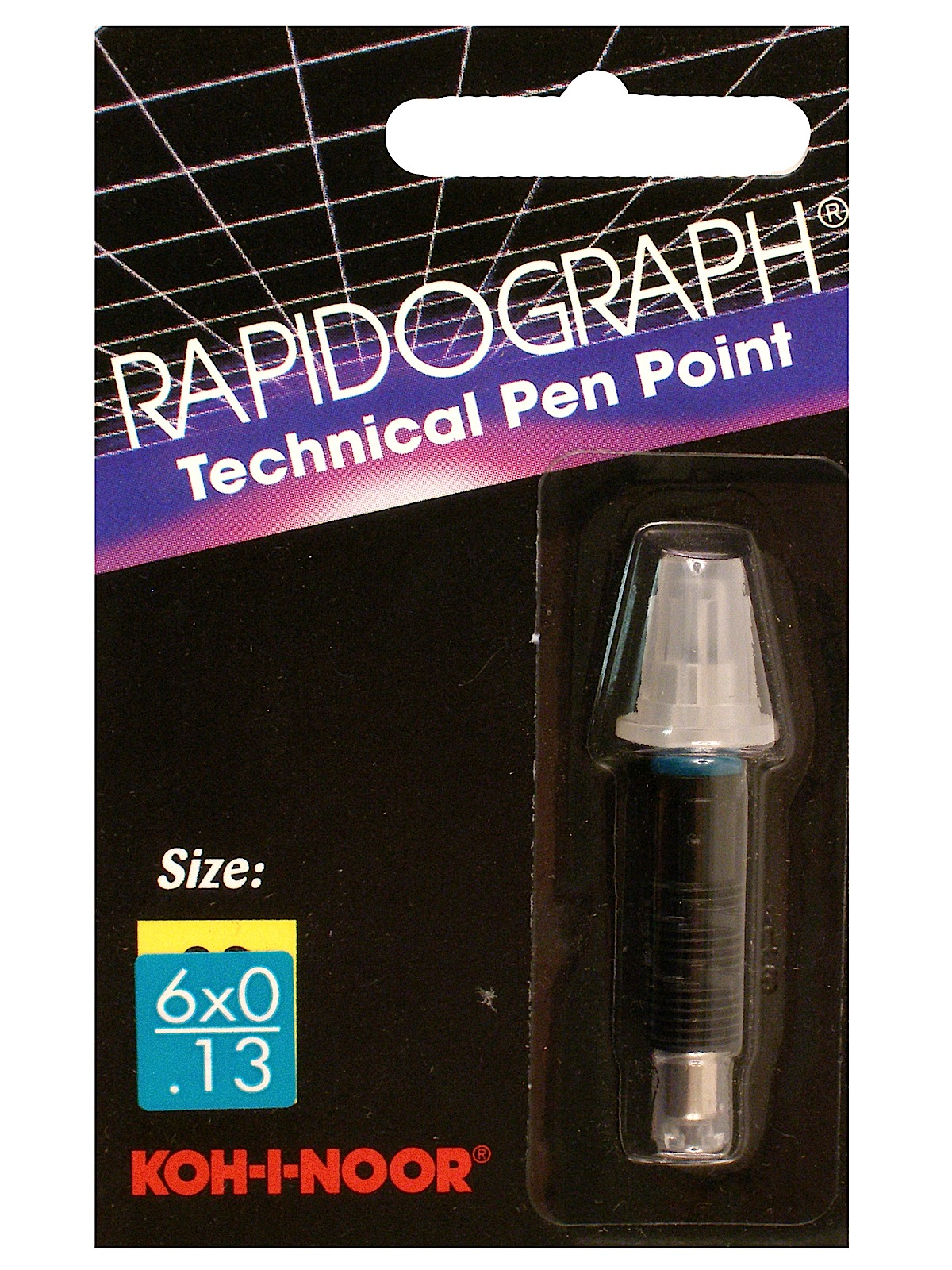 Rapidograph No. 72D Replacement Points