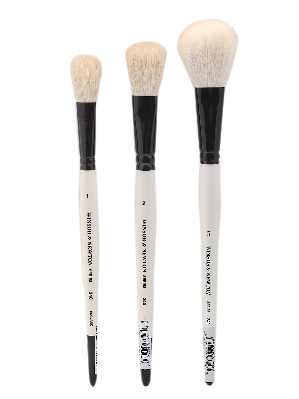 Series 240 Goat Hair Wash Brushes