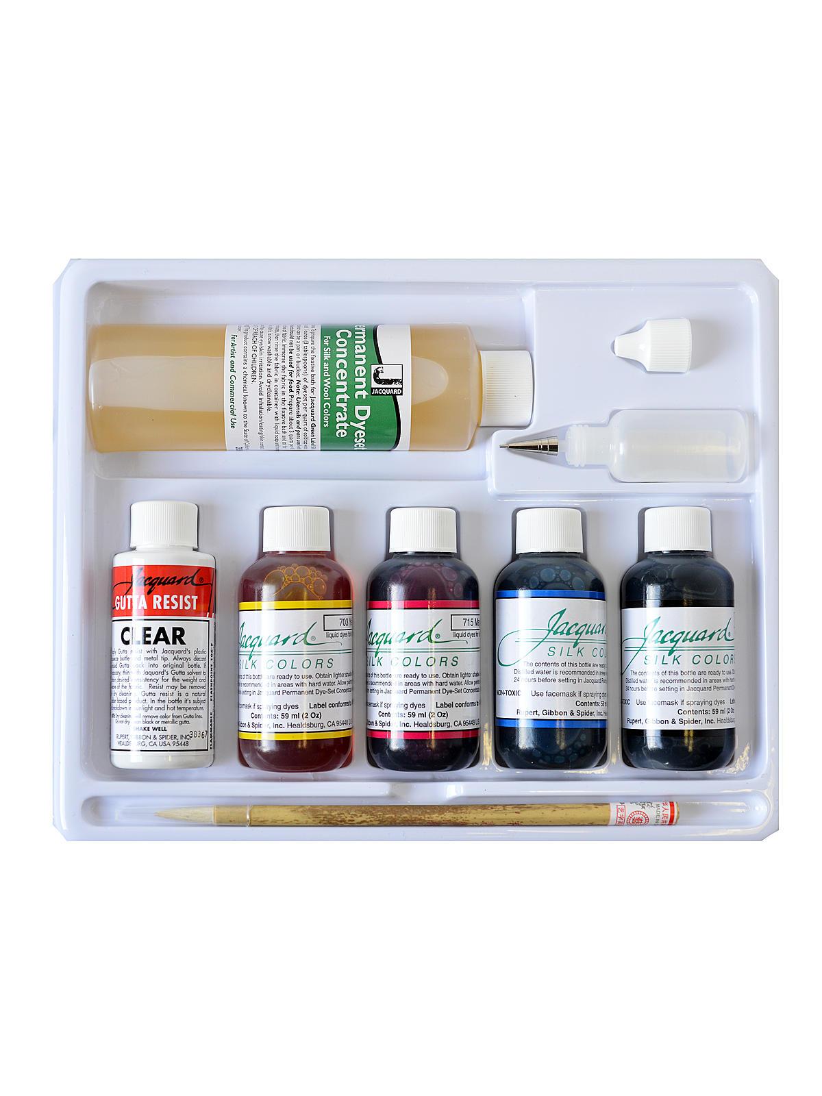 Silk Color Kit