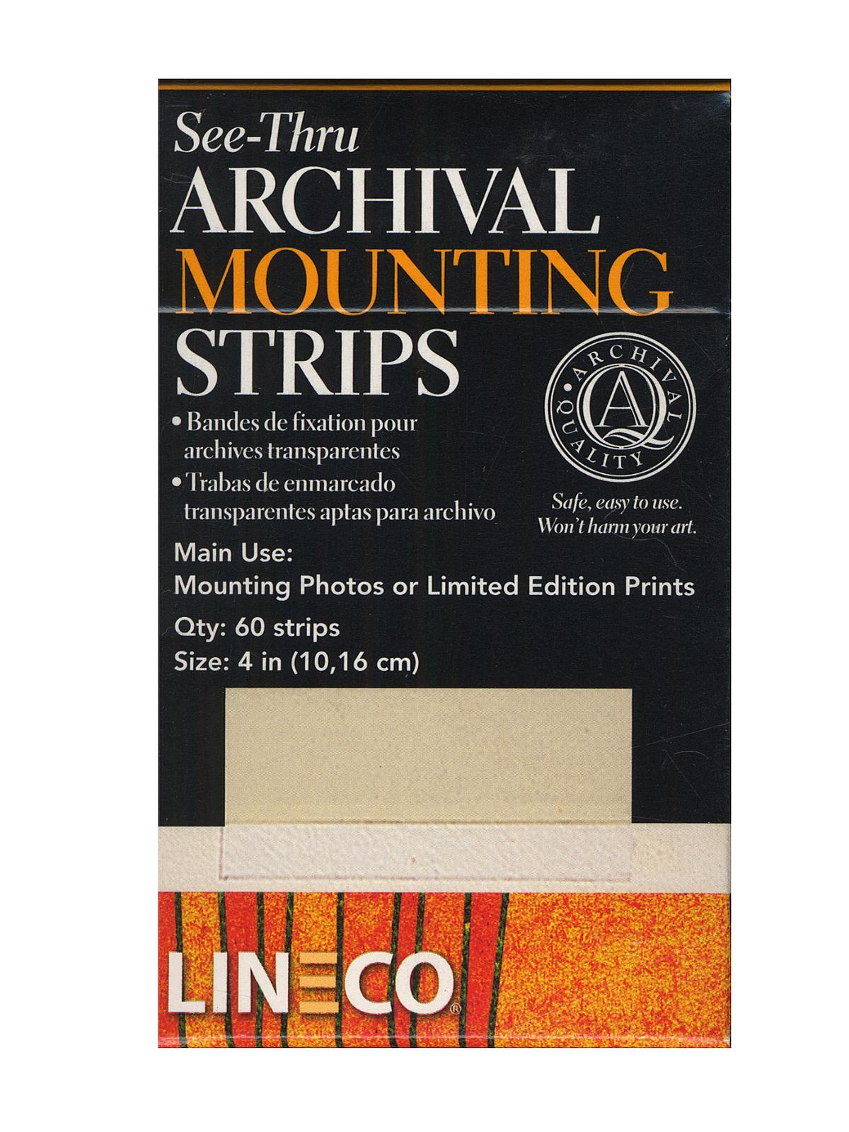 Self-Stick Mounting Strips