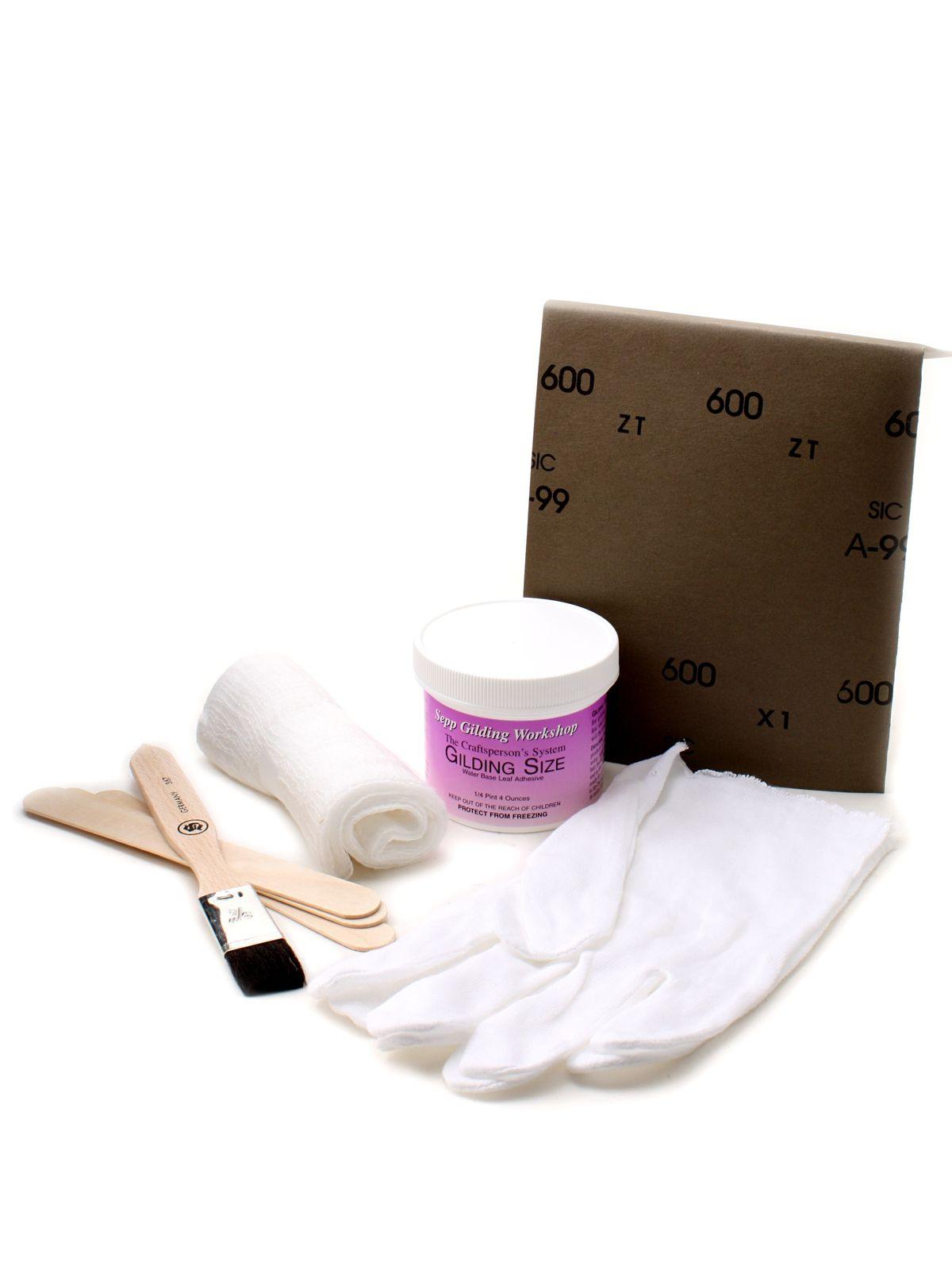 Sepp - Basic Gilding Kit