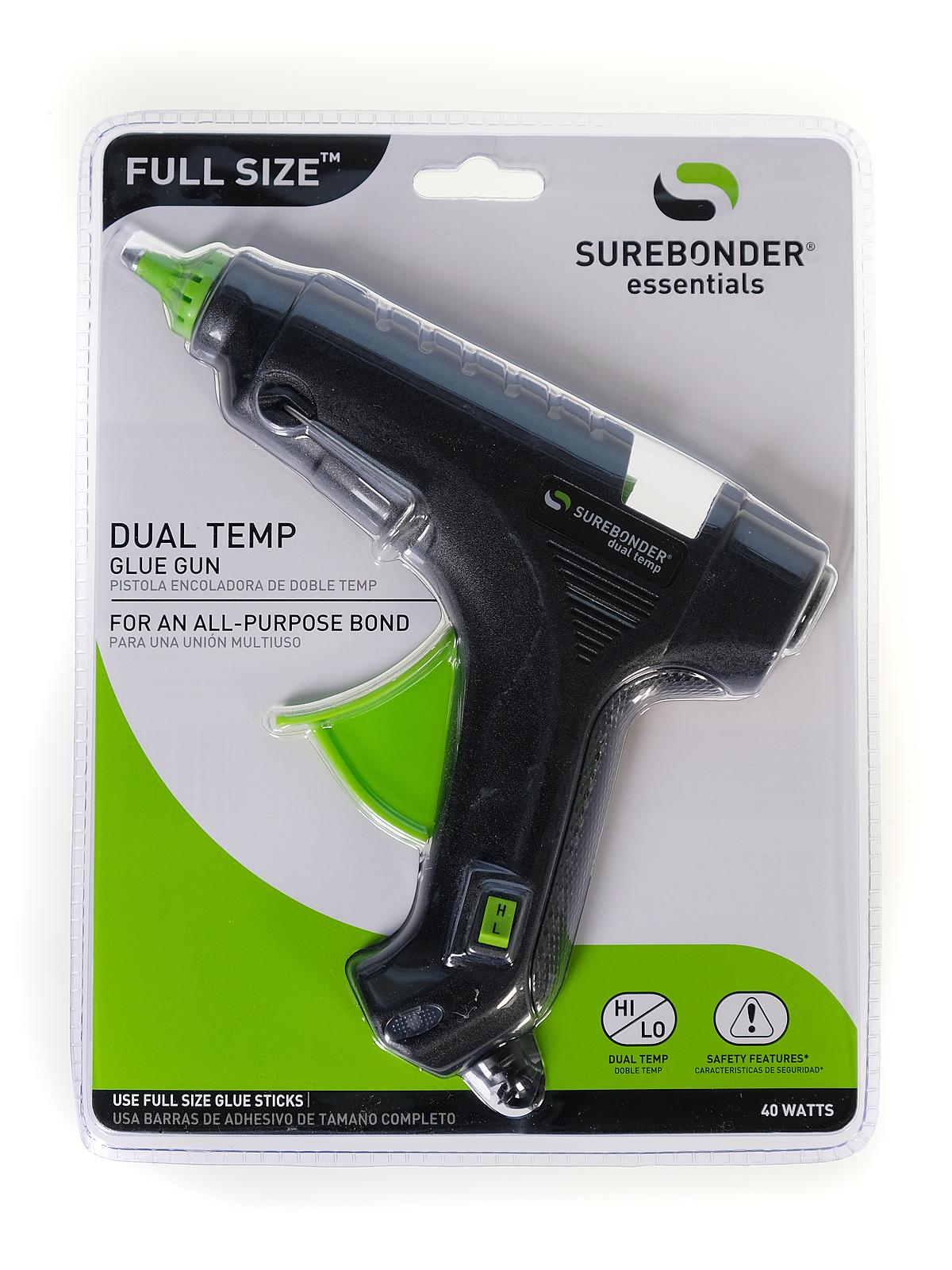 Dual Temperature Full Size Glue Gun
