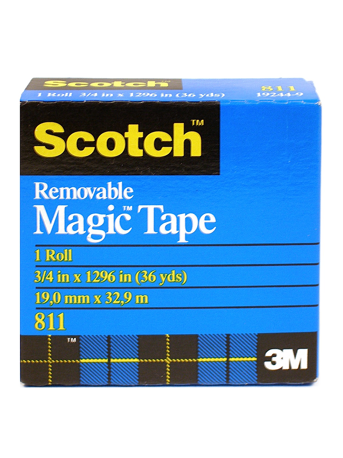 Scotch Magic Tape Removable  811