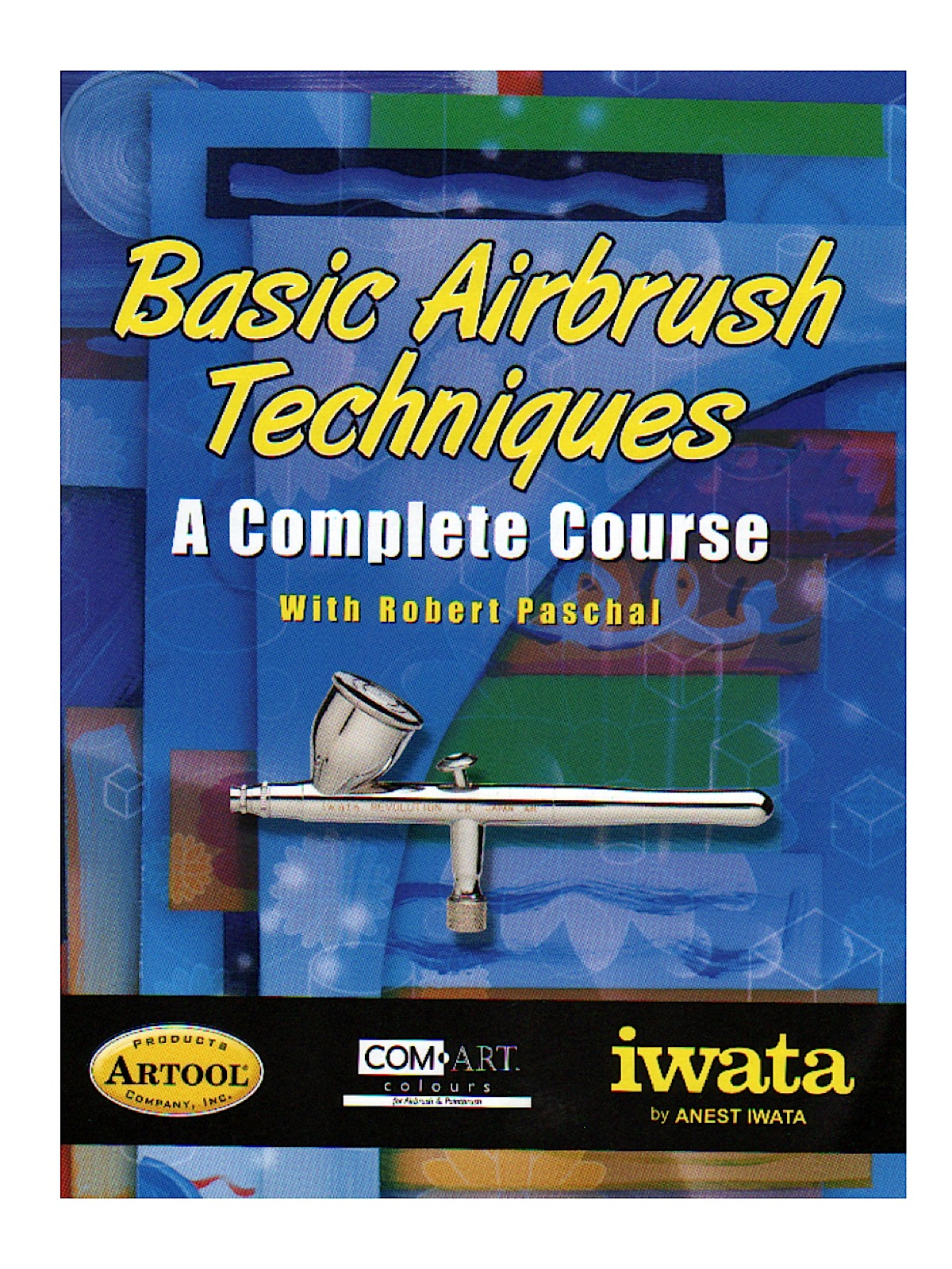 Basic Airbrush Techniques - A Complete Course