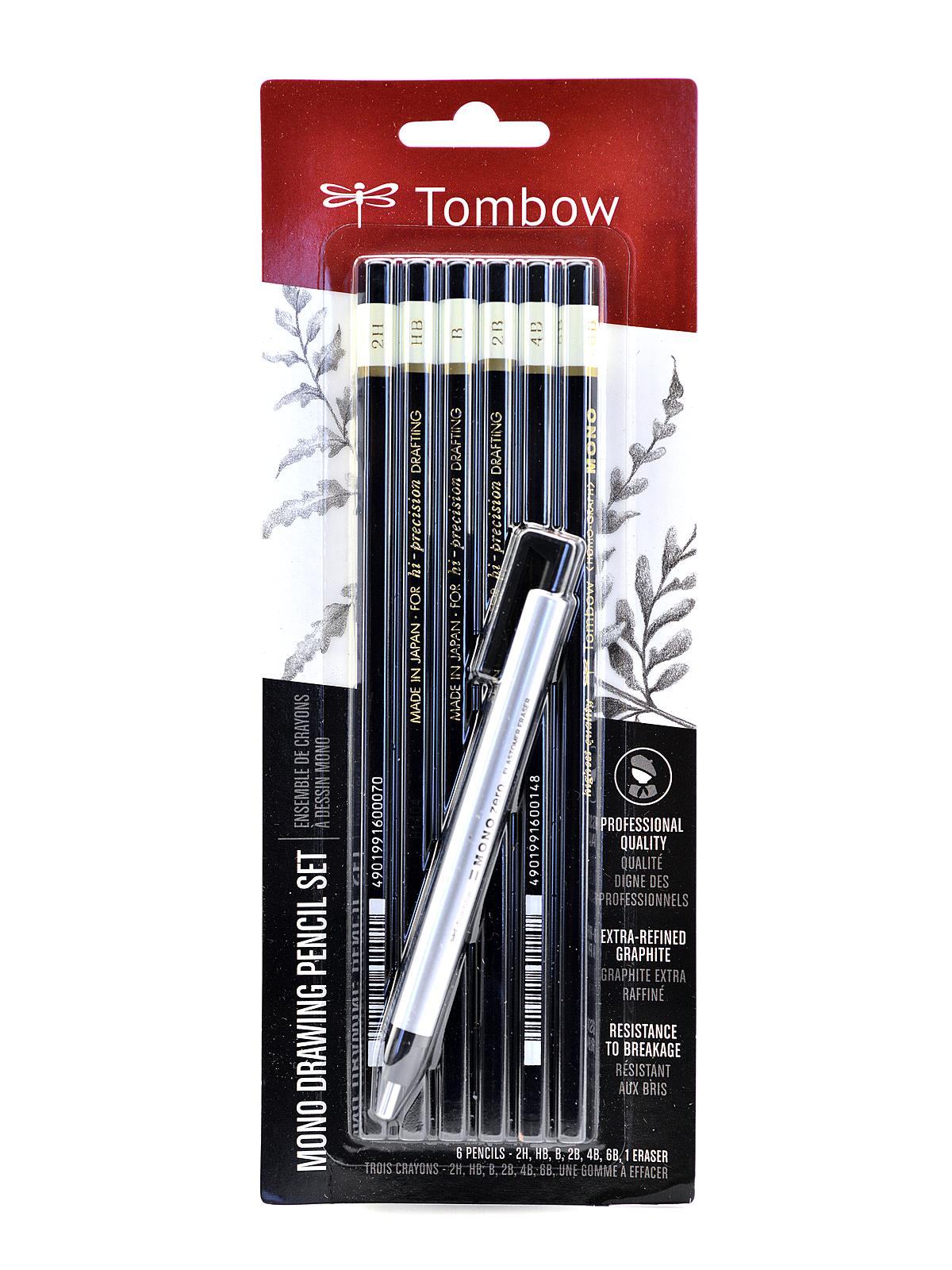 Mono Professional Drawing Pencils