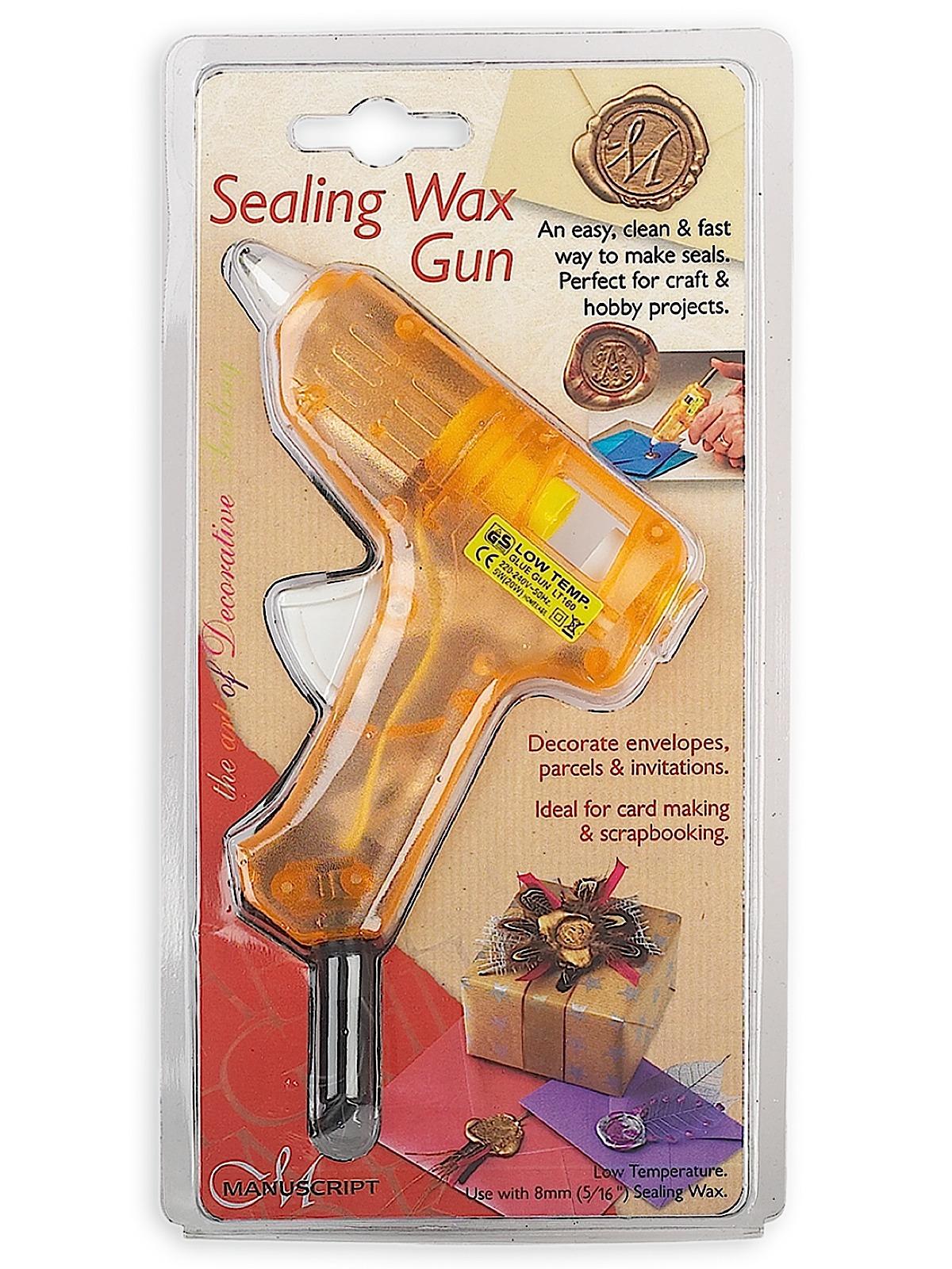 Sealing Gun & Wax