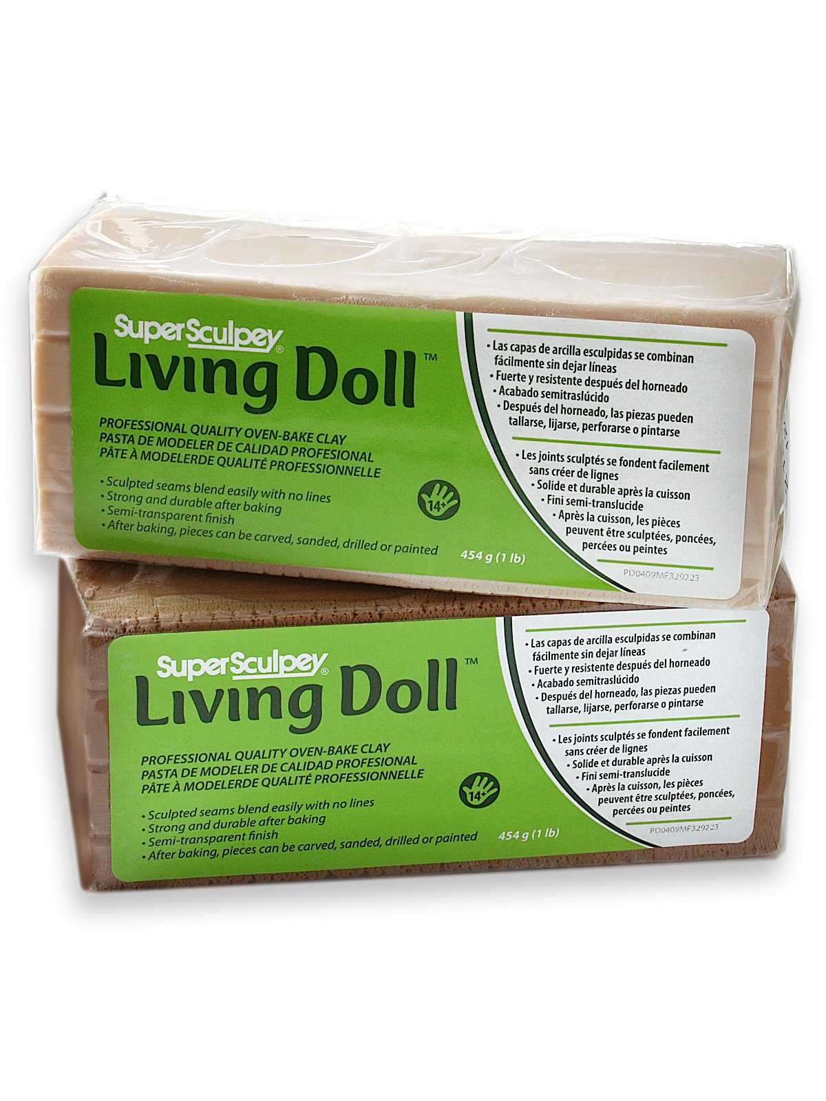 Living Doll Modeling Compound
