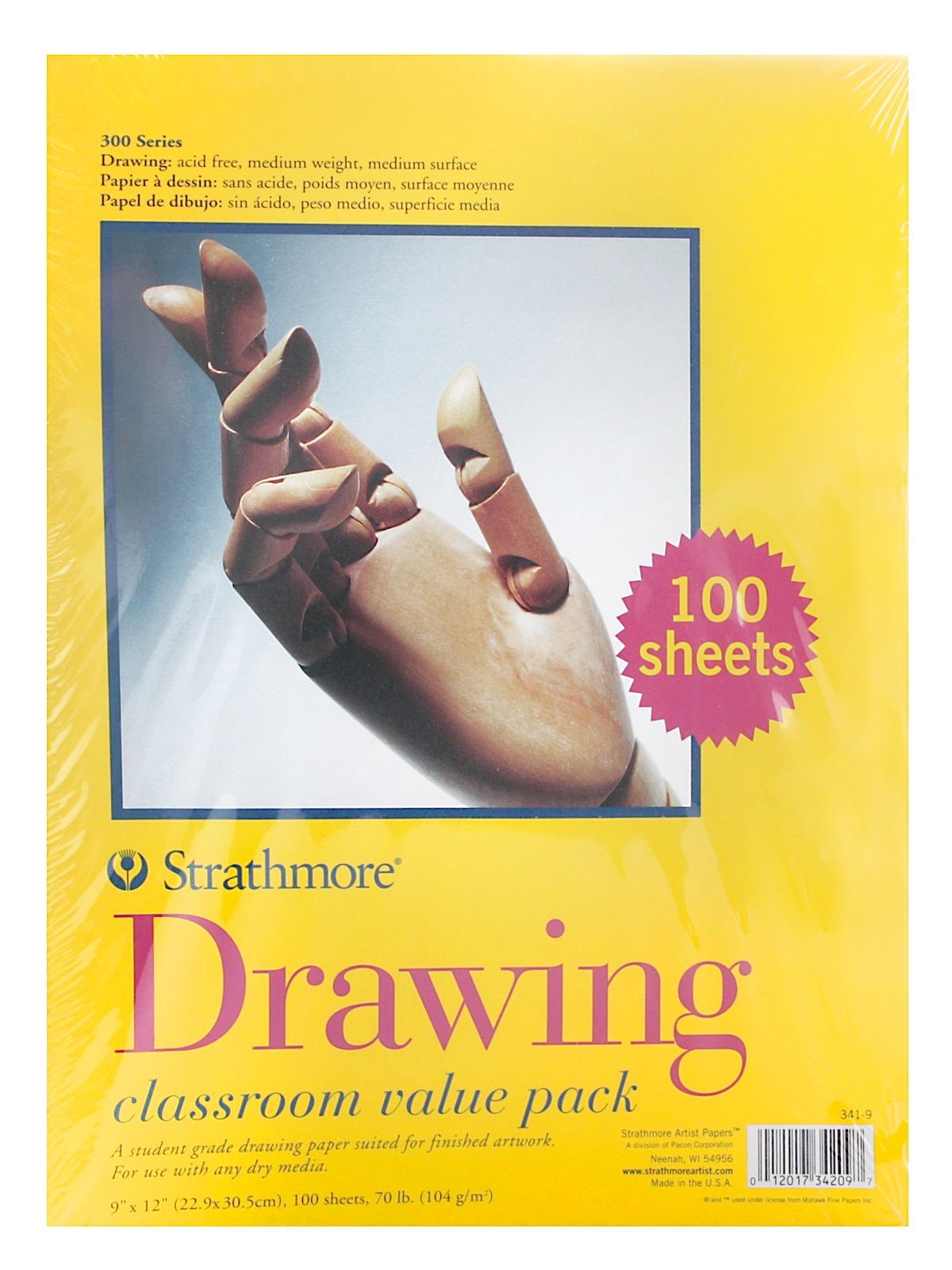 Class Packs Drawing
