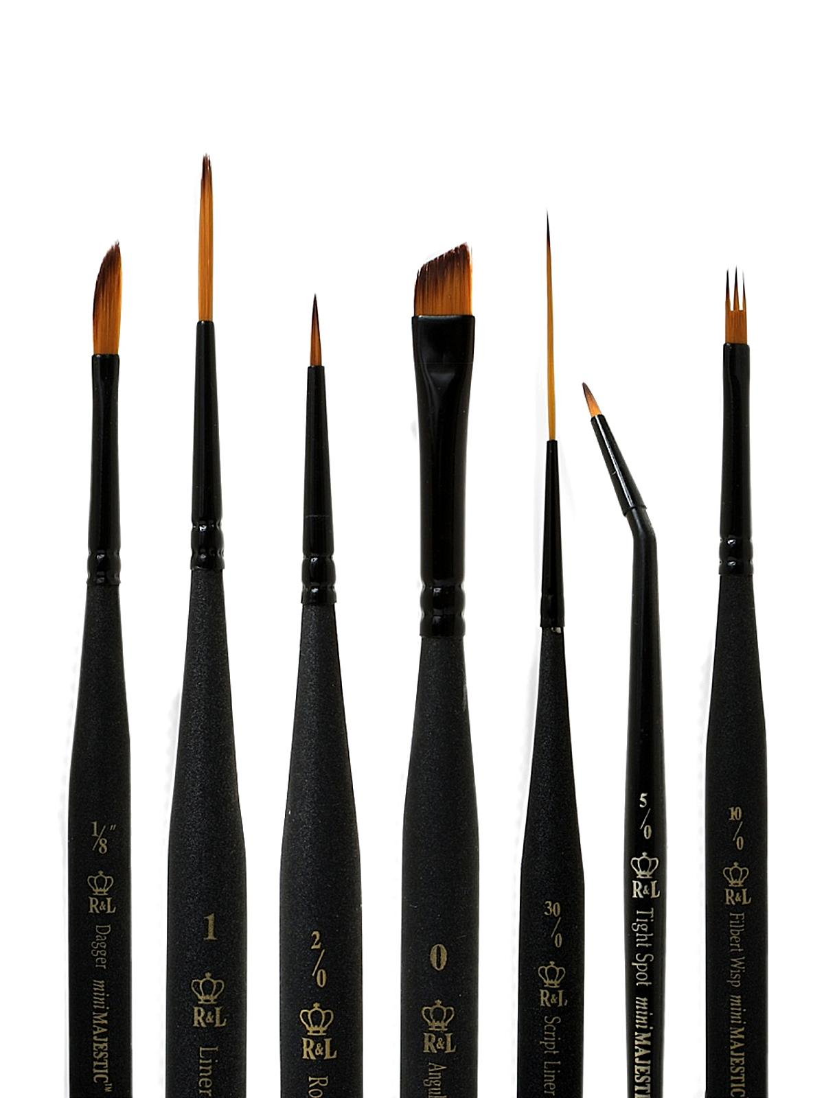 Series 4200 Mini-Majestic Brushes