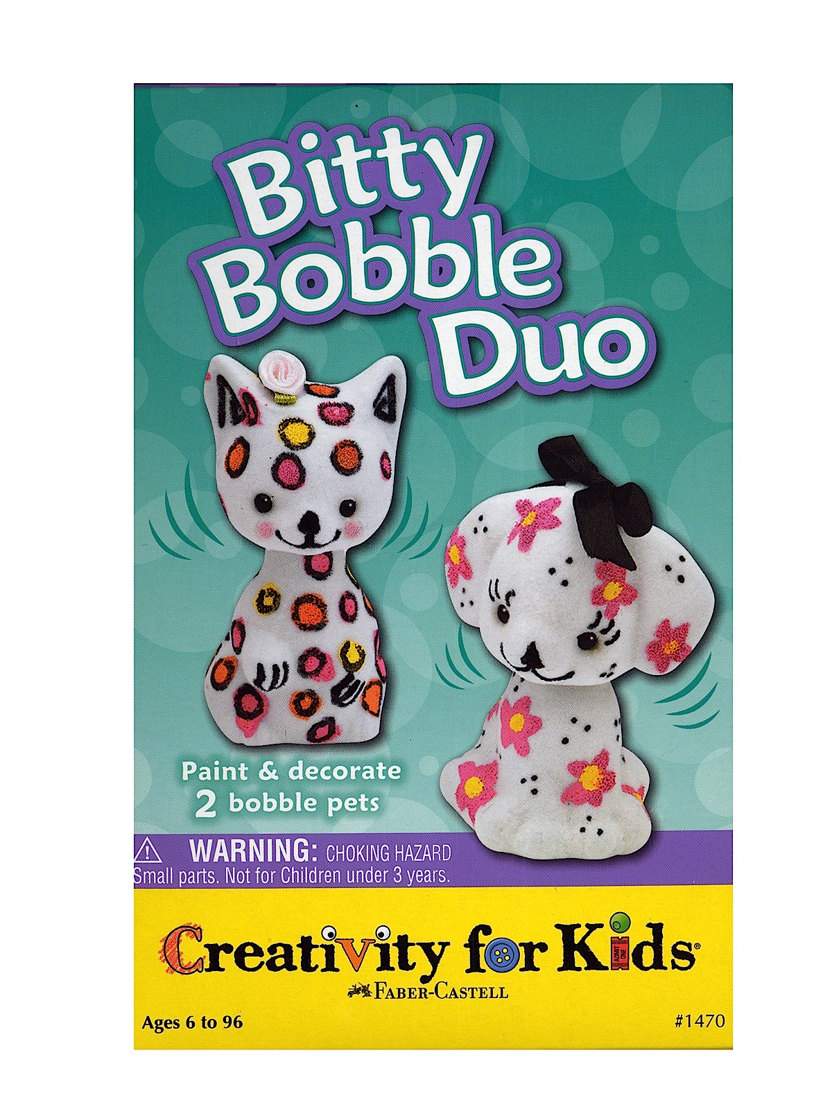 Bitty Bobble Duo Mini Kit