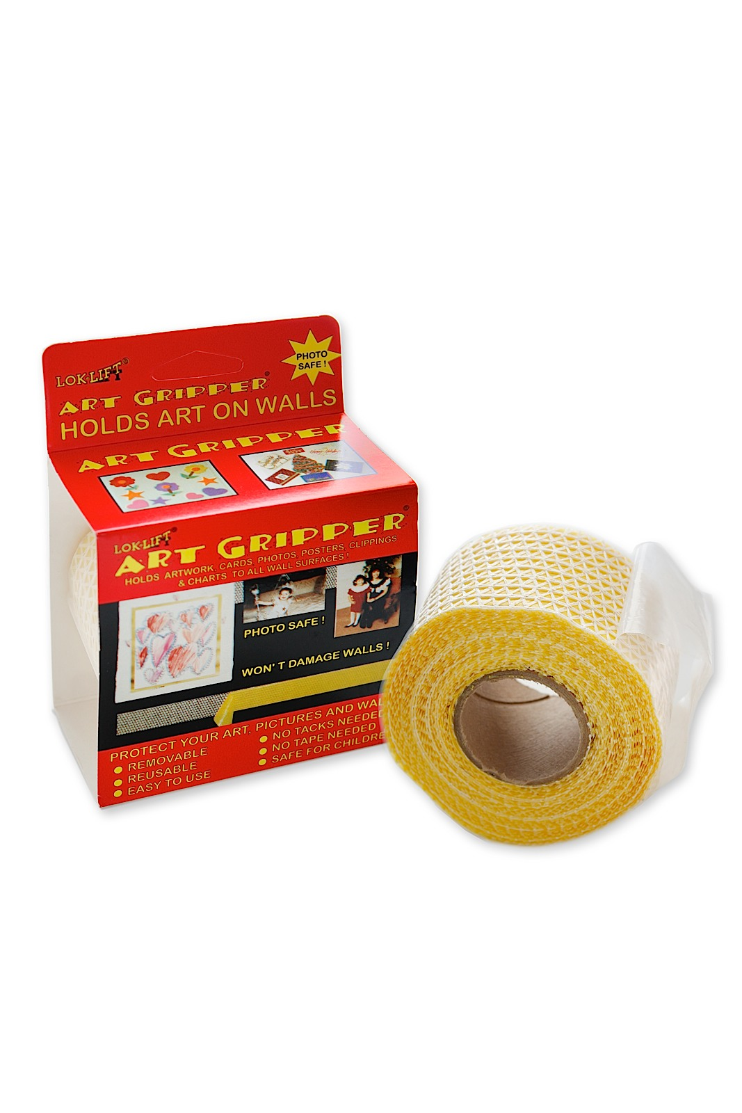 Art Gripper Repositionable Adhesive