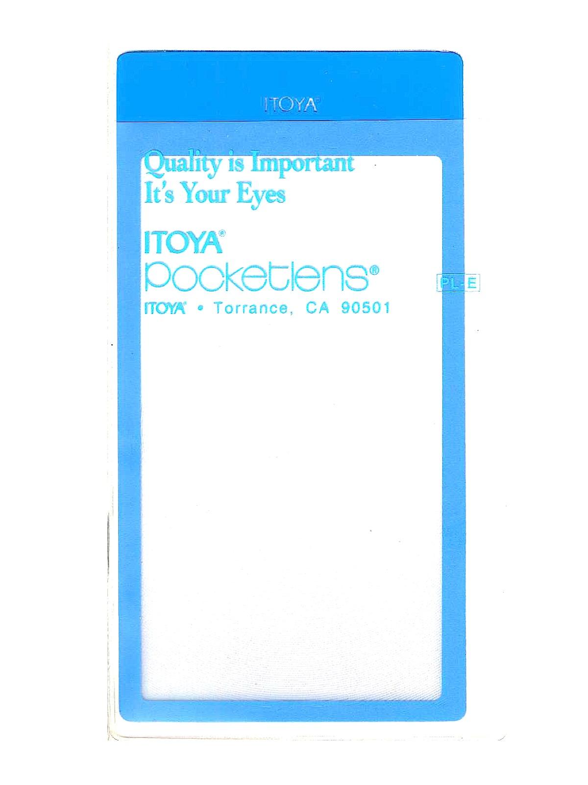 Pocketlens Magnifiers