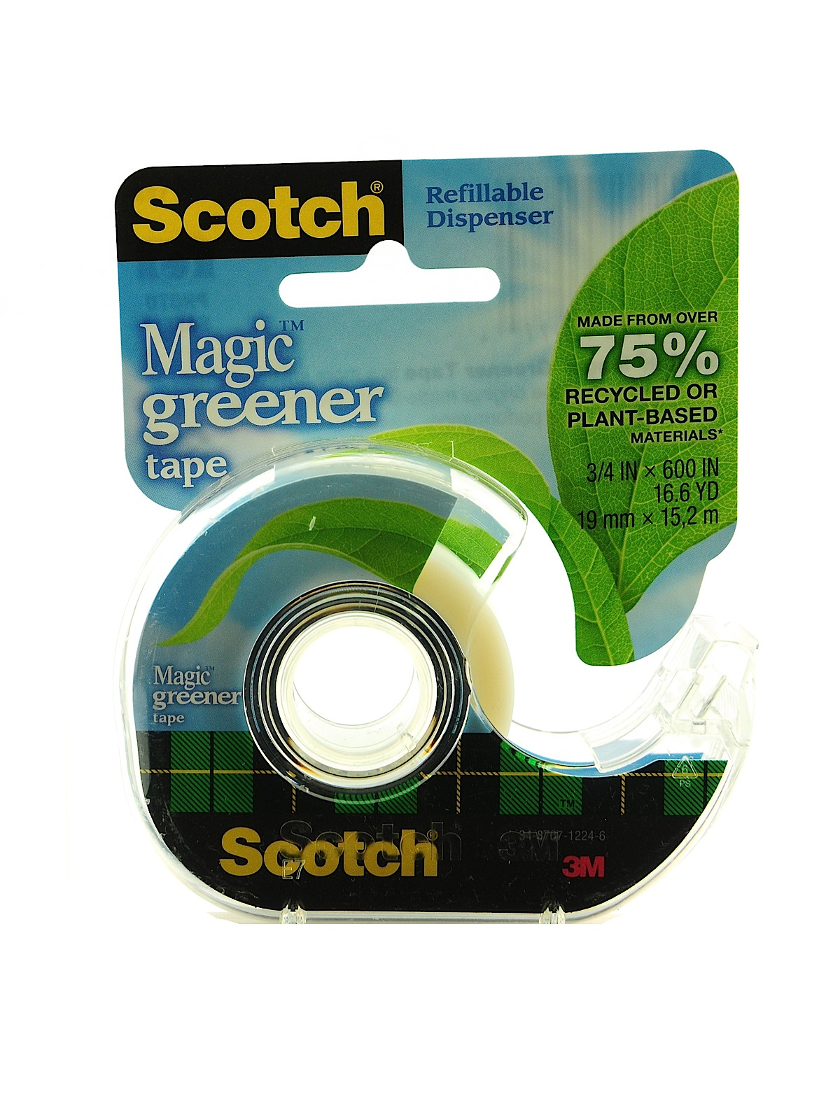 Magic Greener Eco-friendly Tape