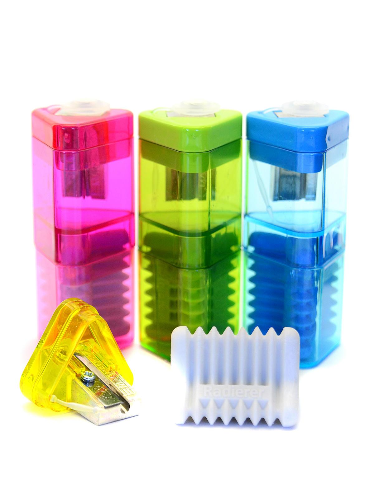 Correc-Tri Sharpener and Eraser