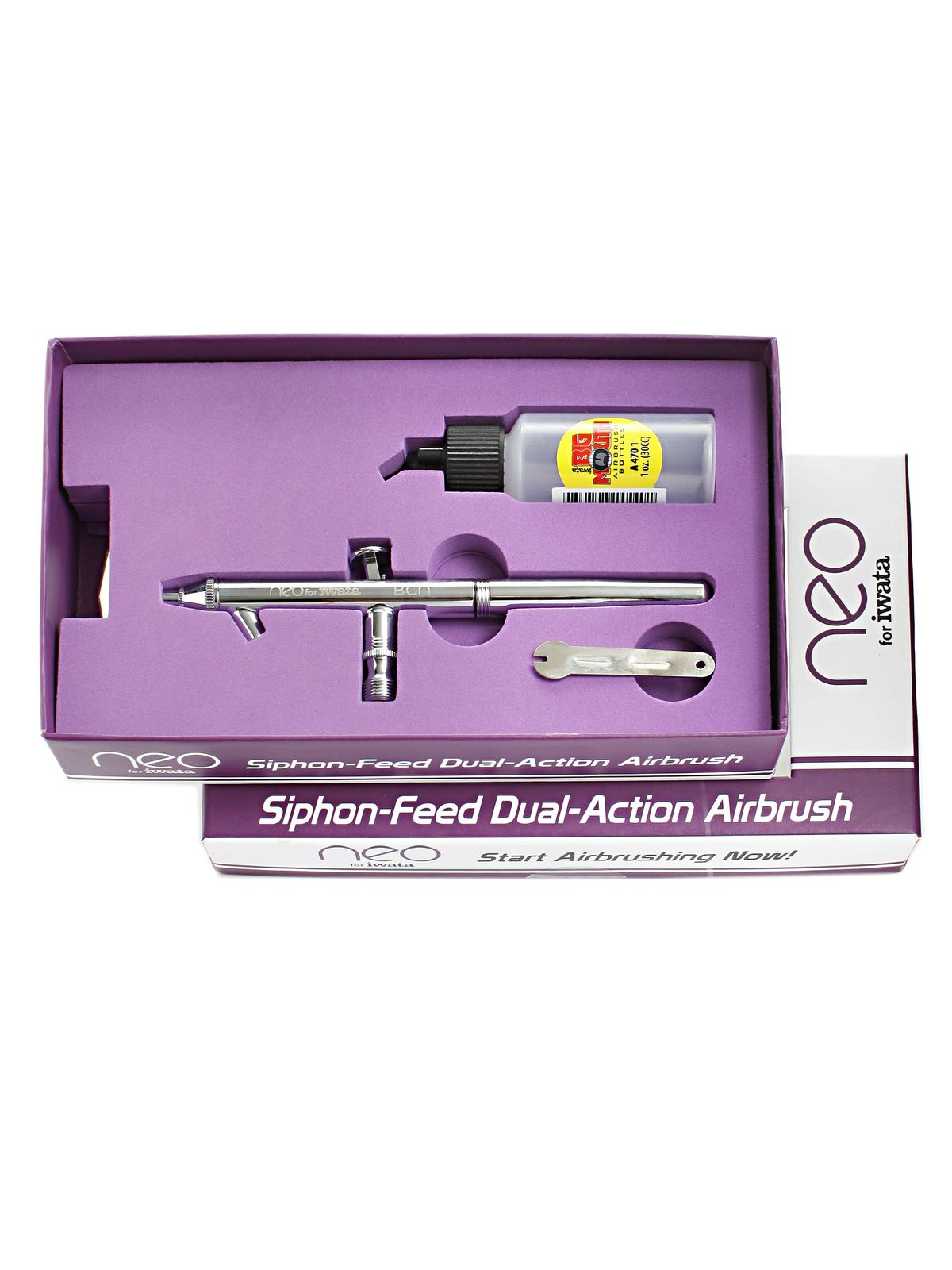 Neo BCN Siphon-Feed Beginners Airbrush
