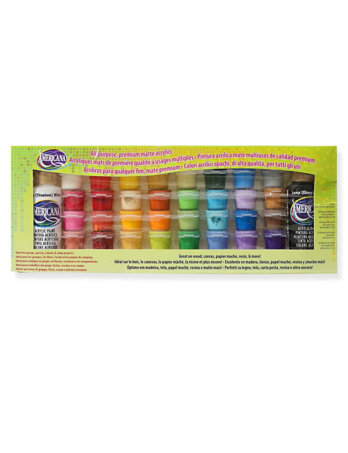 Americana Acrylic Paint Value Pack