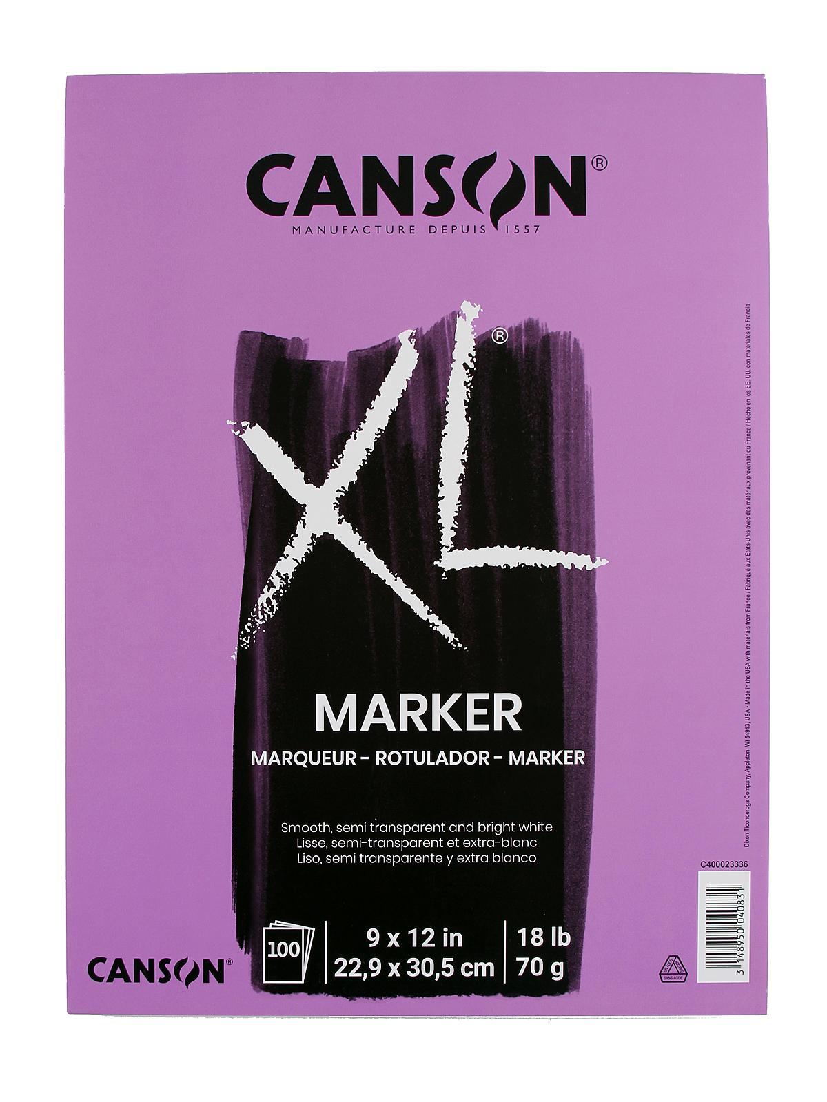 XL Series Marker Pad
