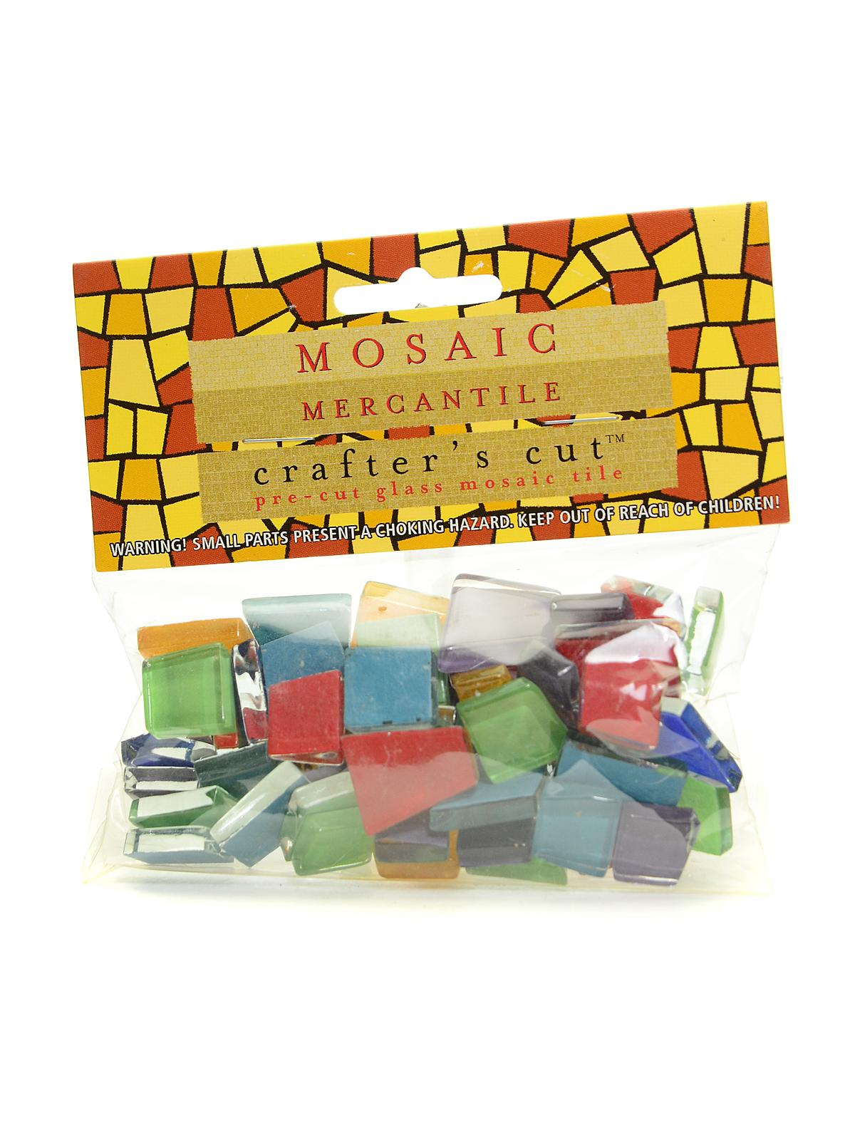 Crafter's Cut Solid Mosaic Tiles