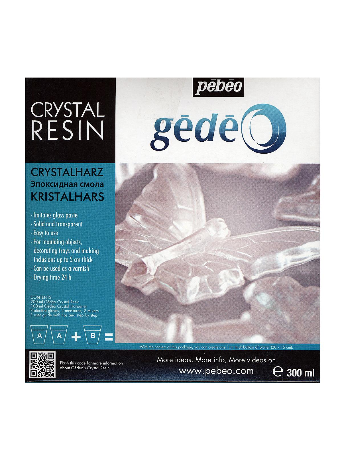 Gedeo Crystal Resins
