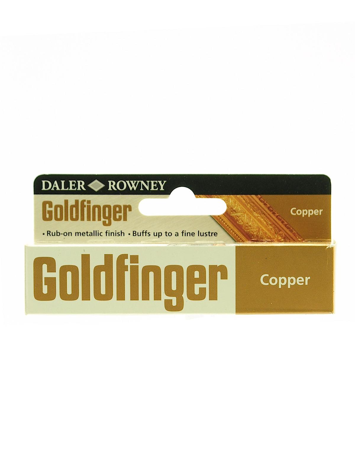 Goldfinger Decorative Metallic Paste
