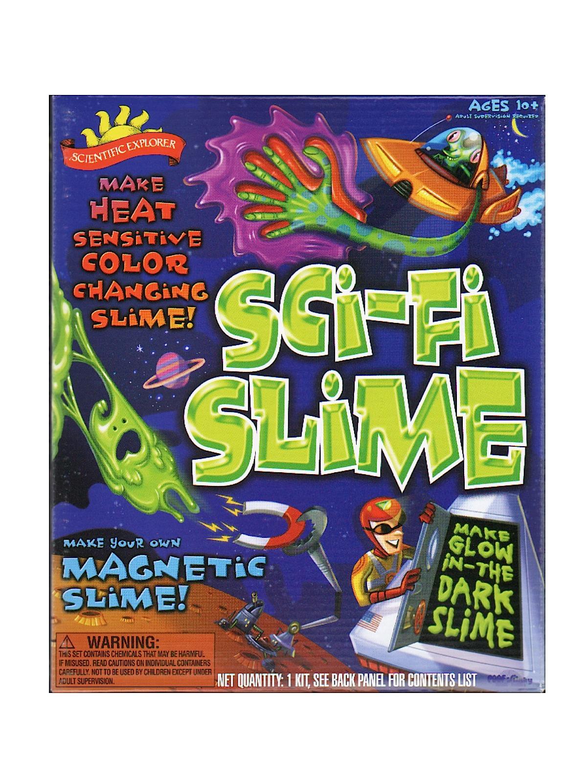 Sci-Fi Slime Kit