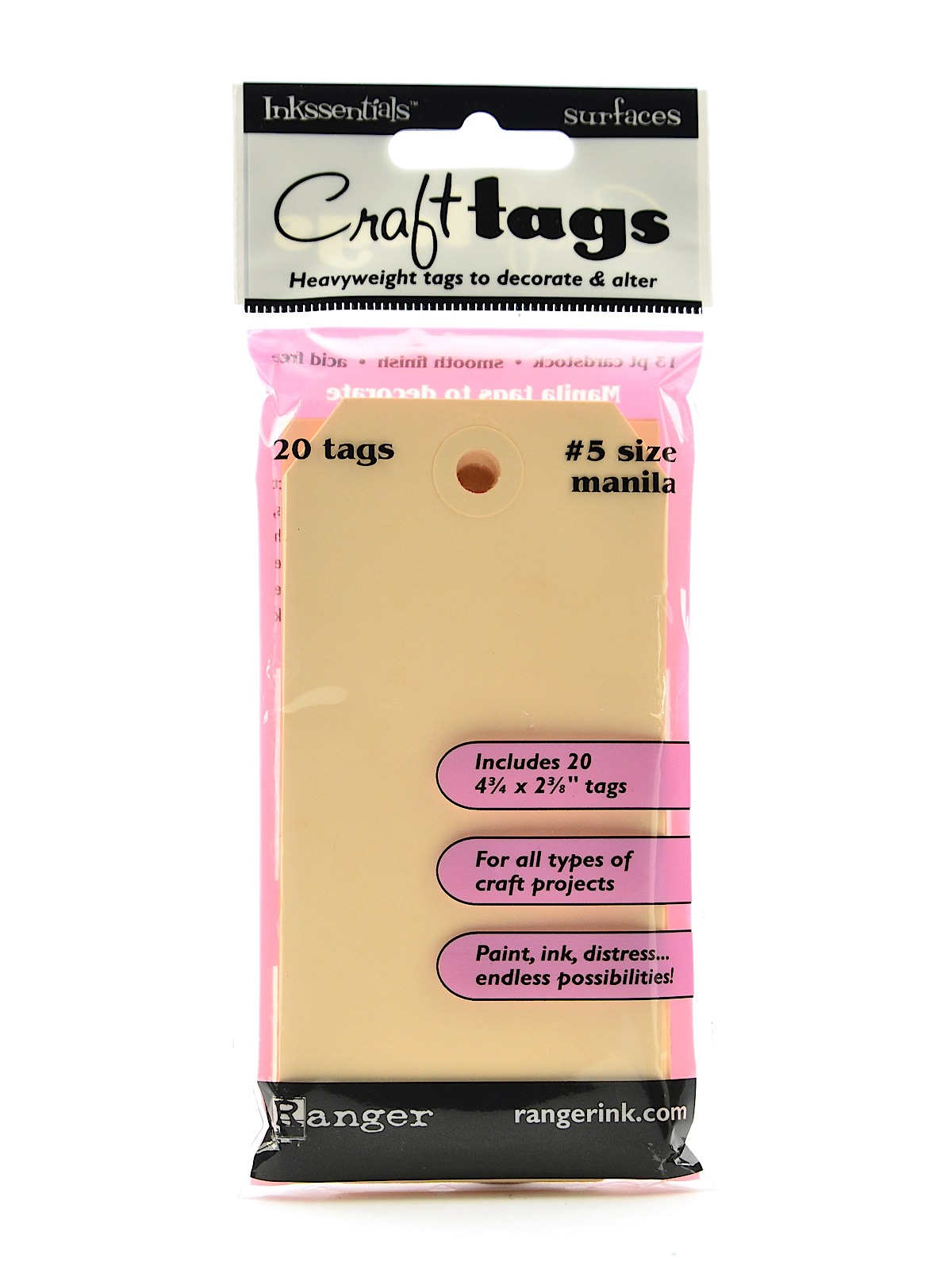 Inkssentials Craft Tags
