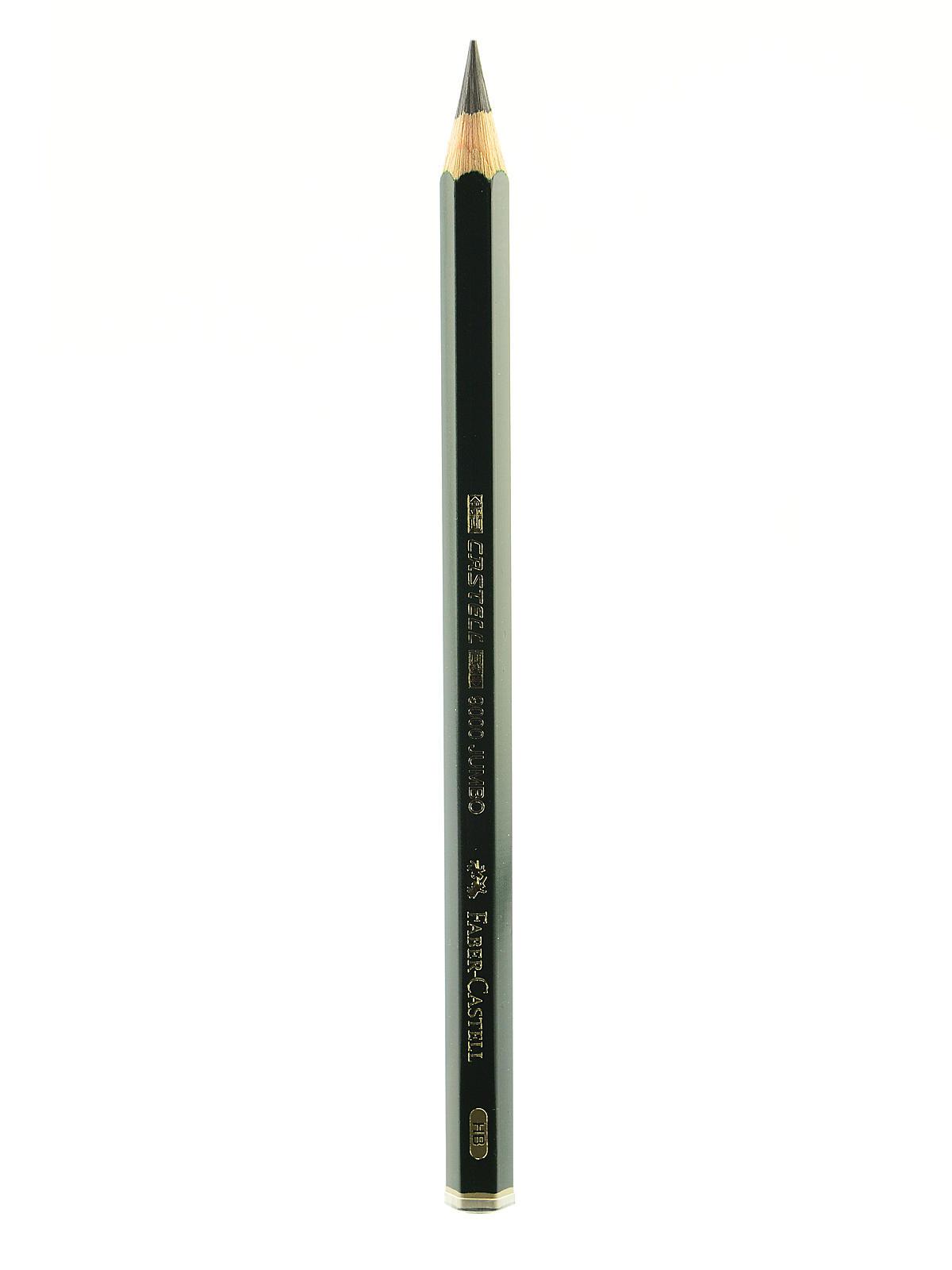 9000 Jumbo Graphite Pencils
