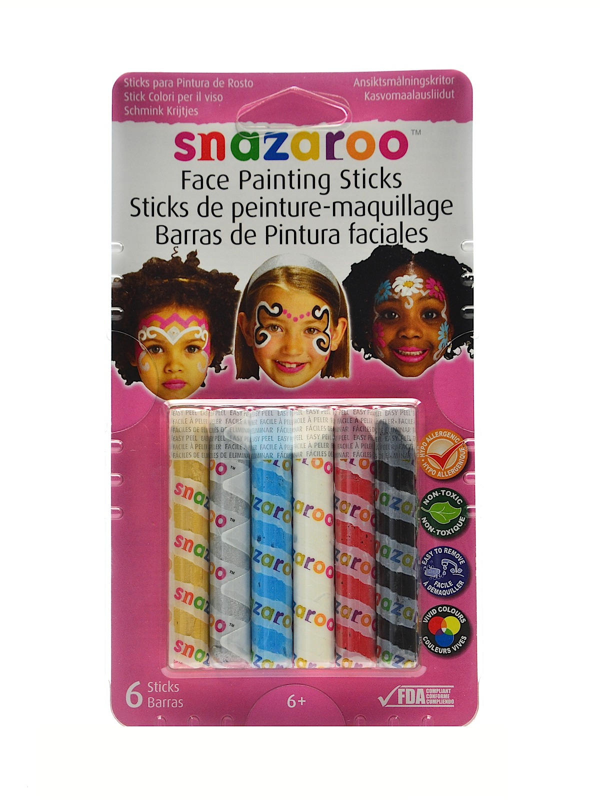Face Painting Sticks Sets
