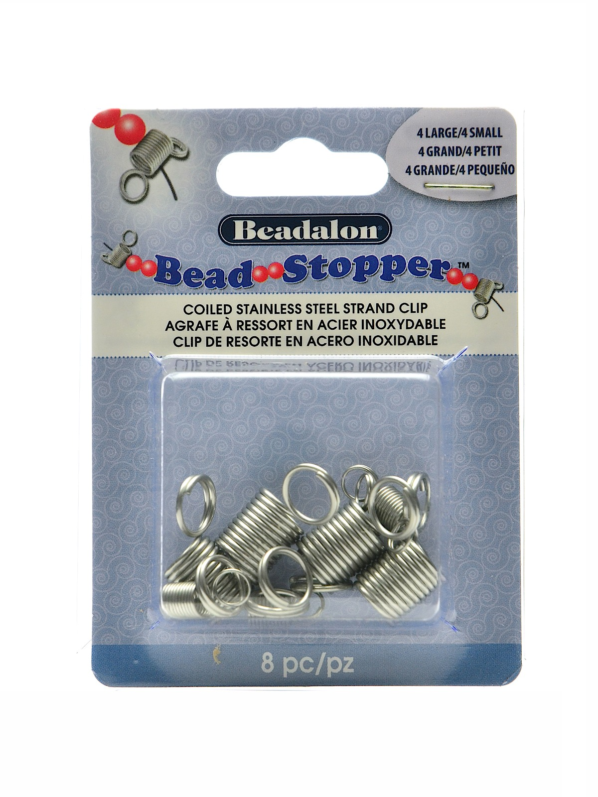 Bead Stoppers