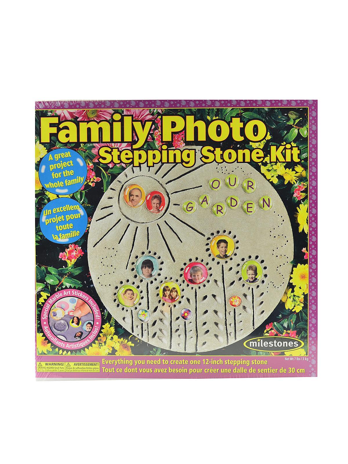 Family Photo Stone Kit