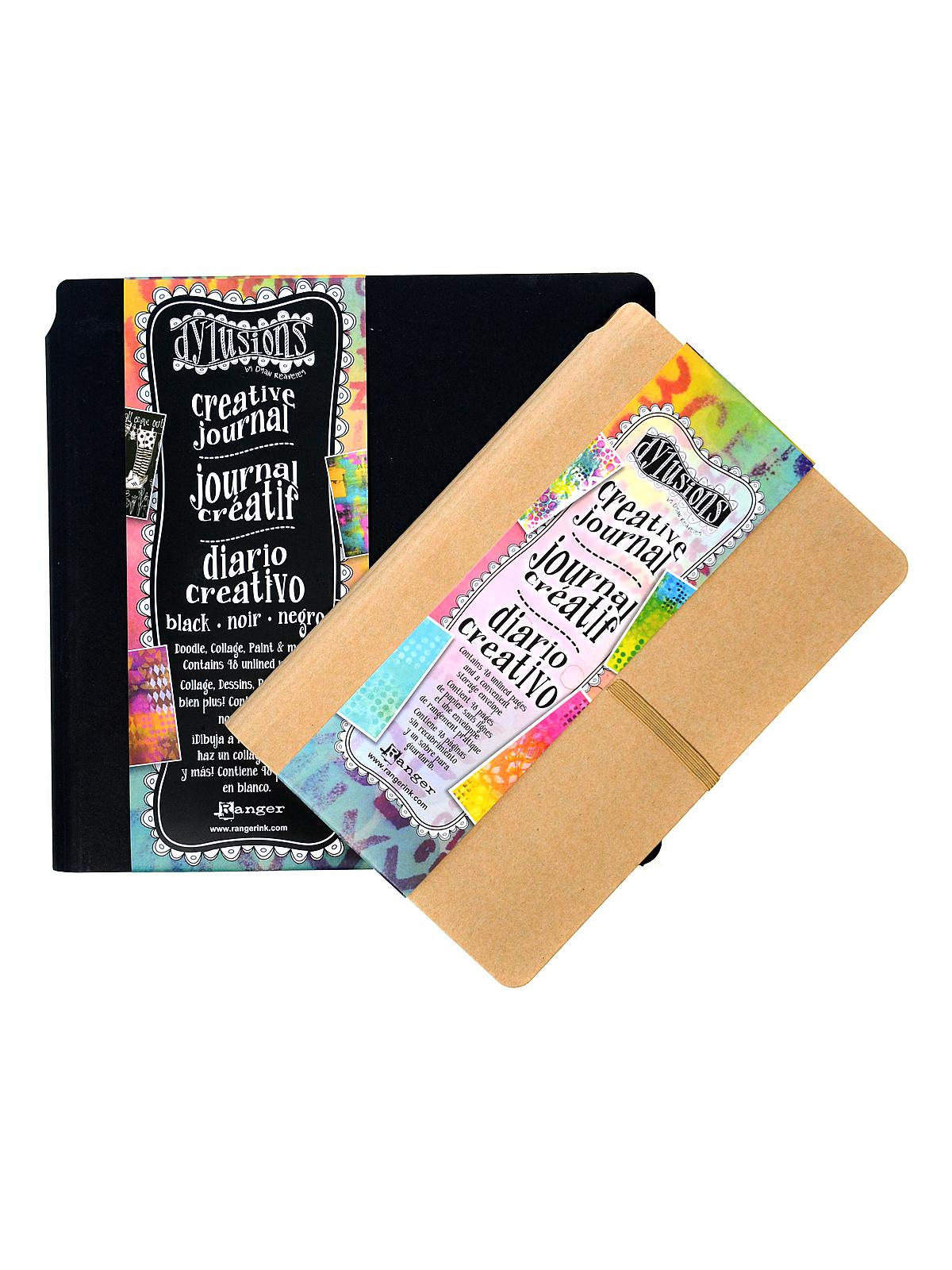Dylusions Creative Journals