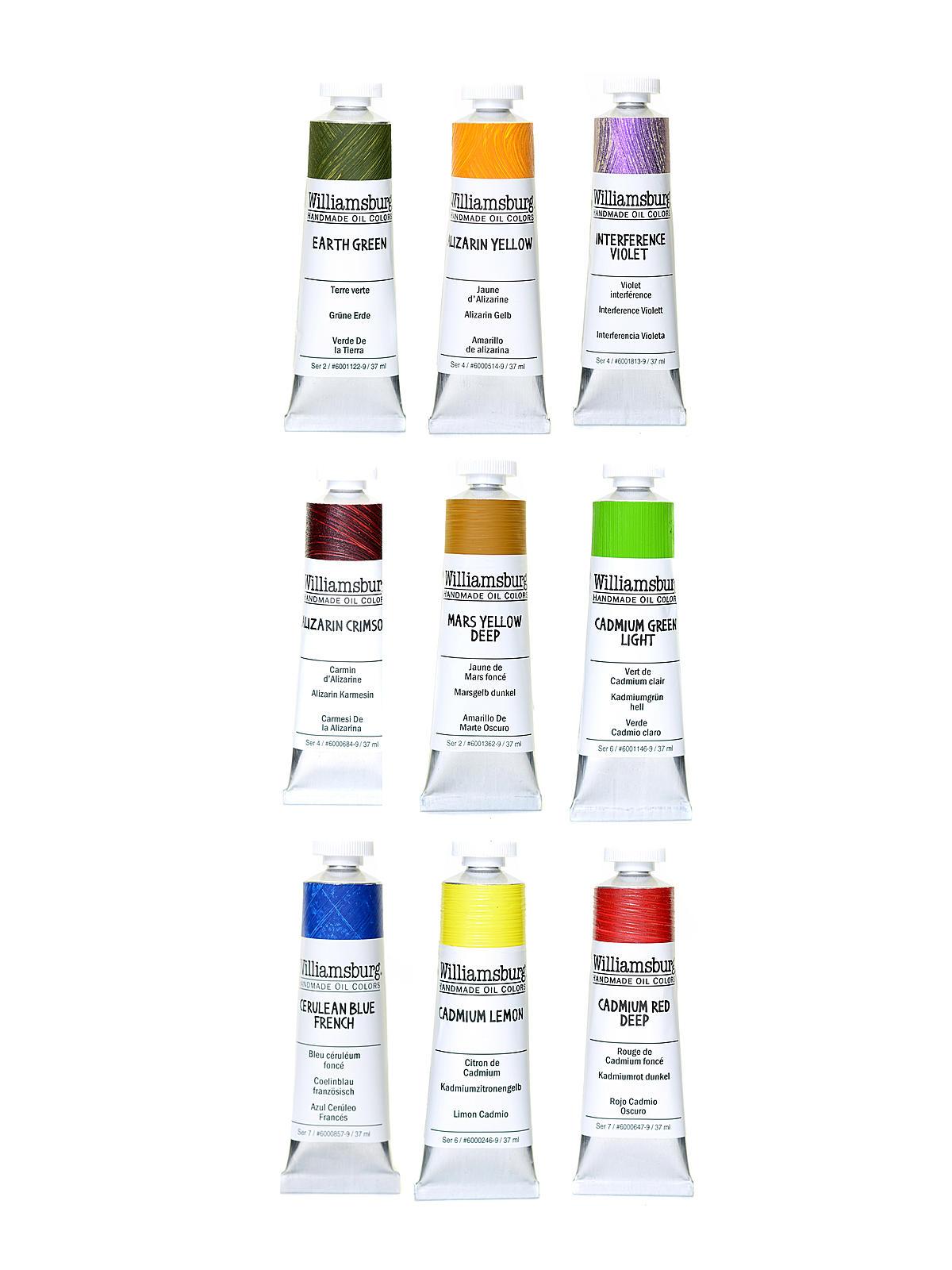 Handmade Oil Colors