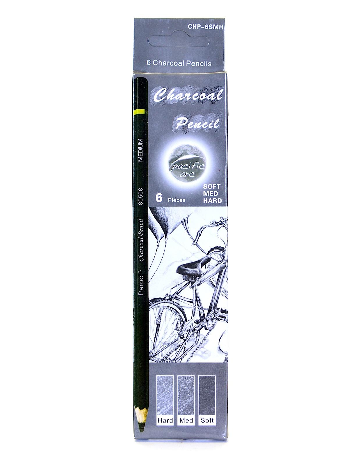 Charcoal Pencil Sets