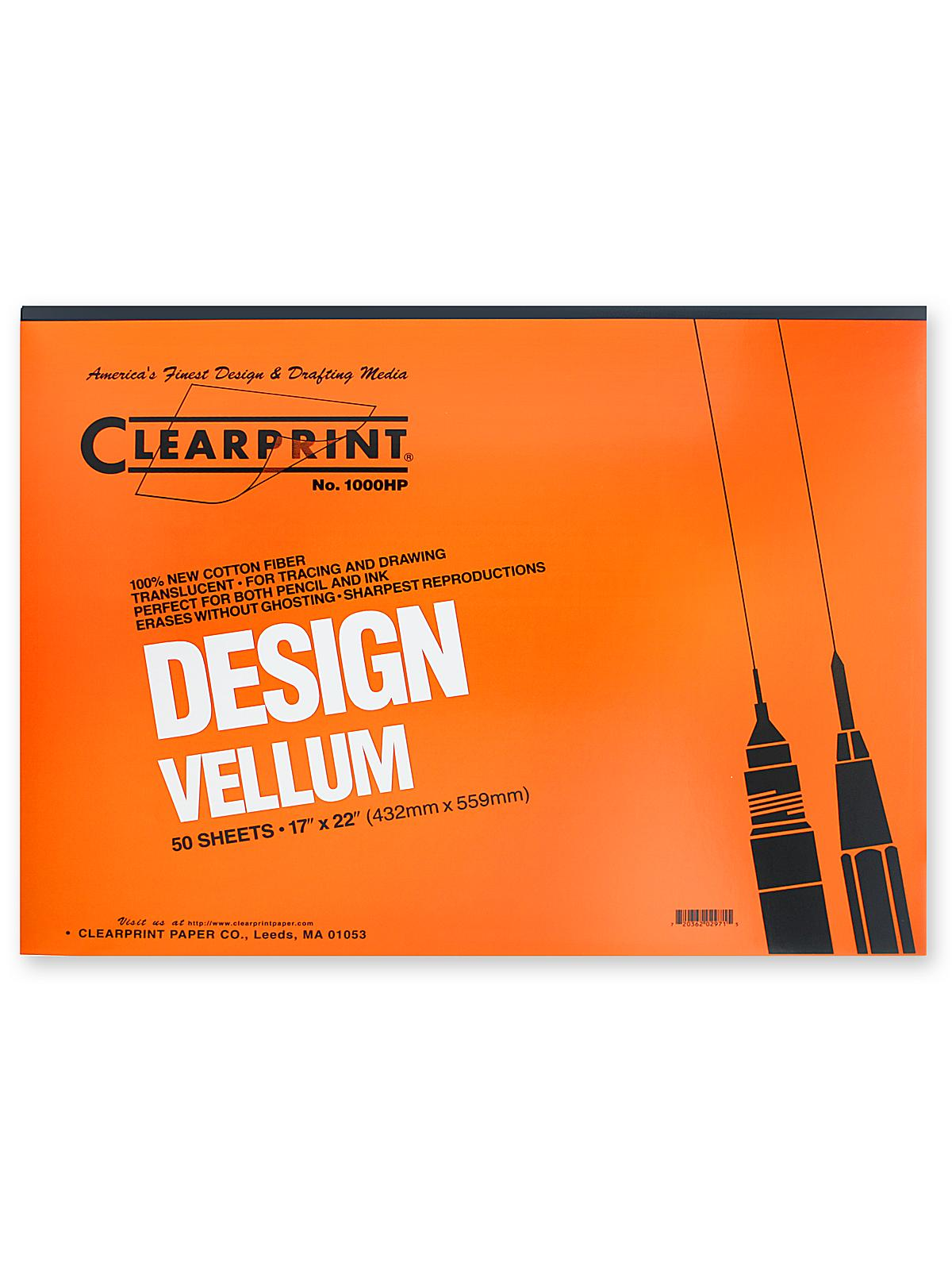 Design Vellum Pad