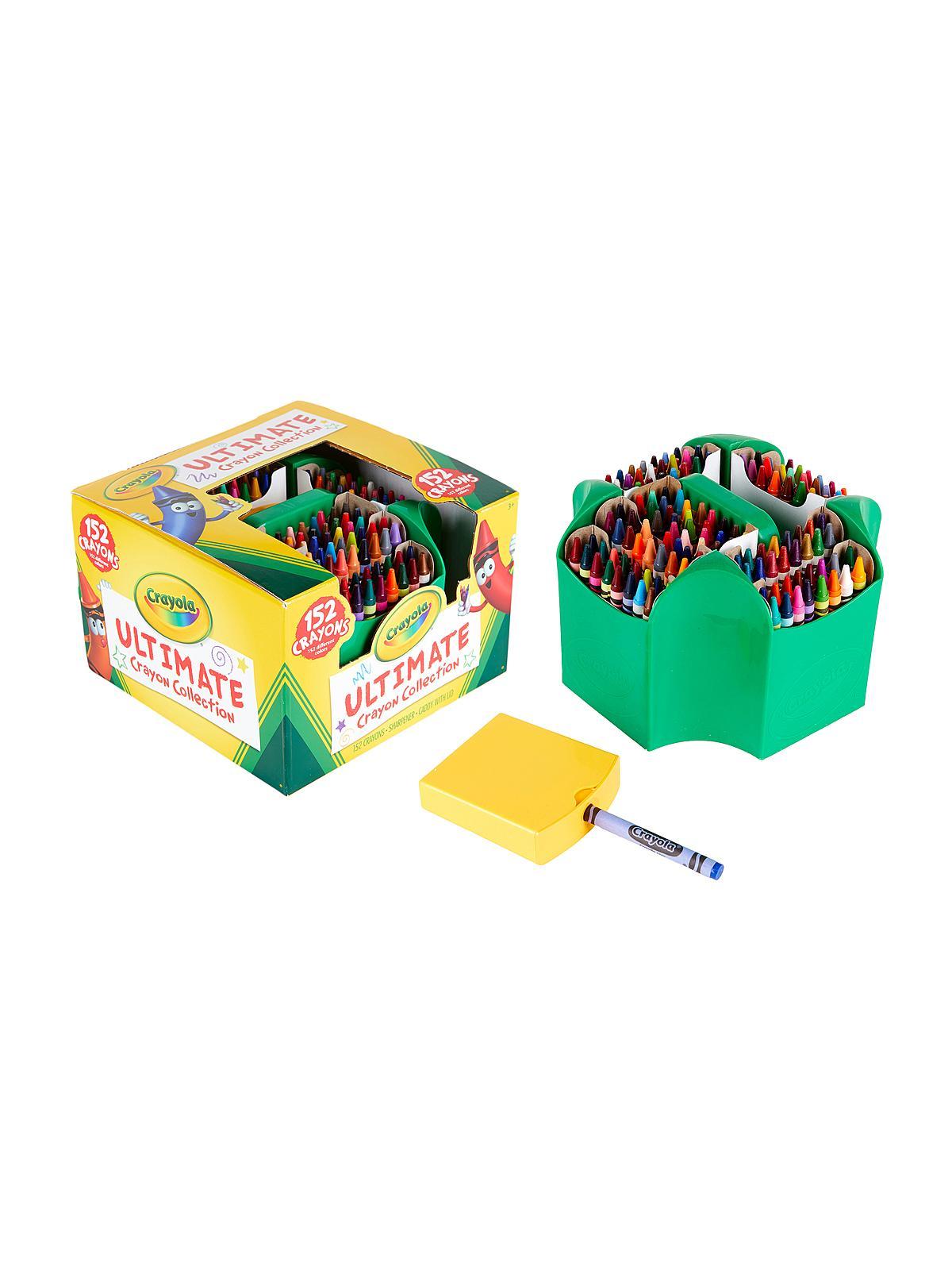 Ultimate Crayon Case