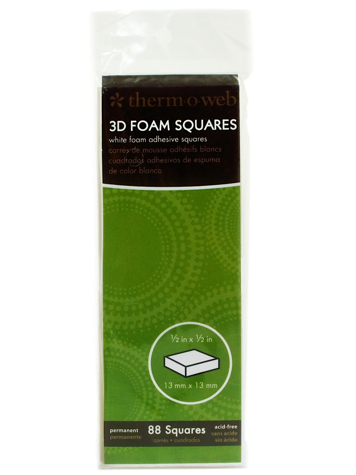 Adhesive Foam Squares