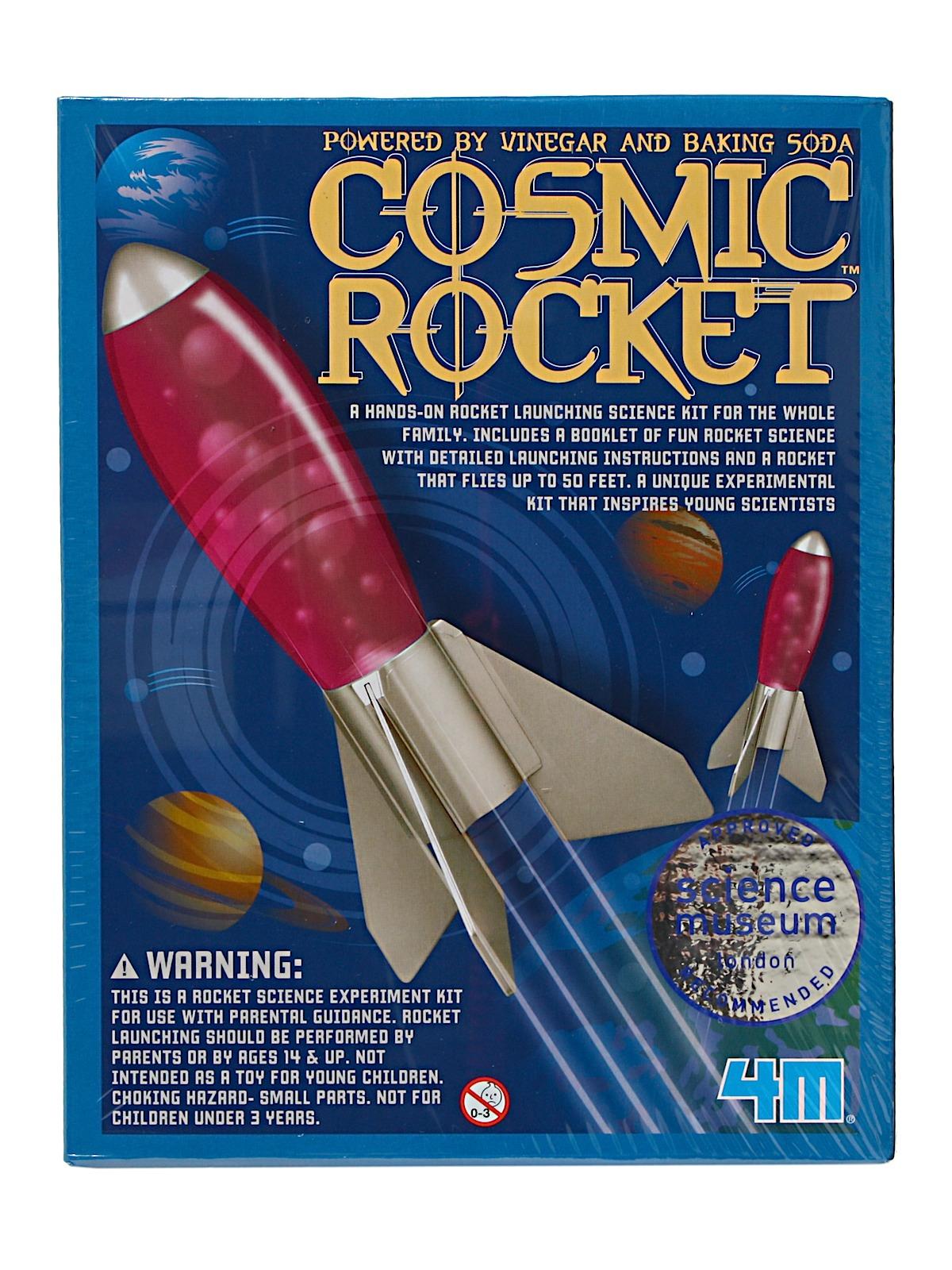KidzLabs Cosmic Rocket Kit