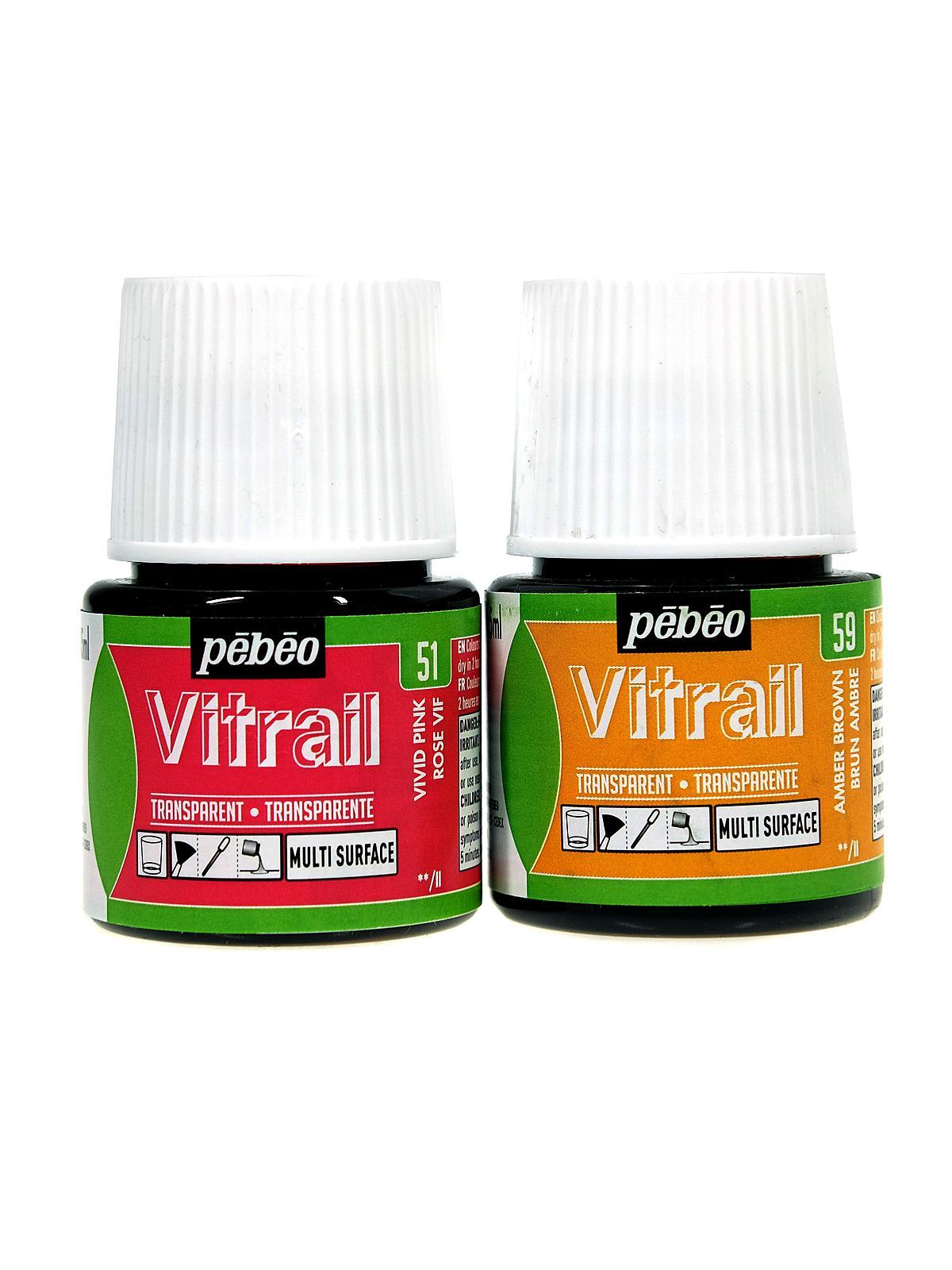 Vitrail Paint