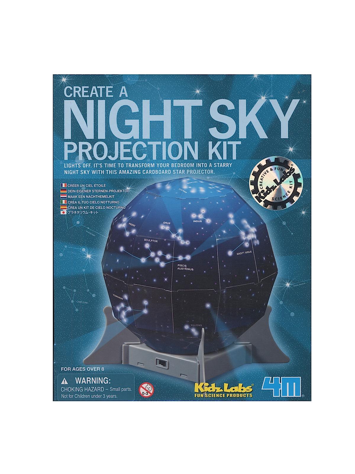 KidzLabs Night Sky Projection Kit
