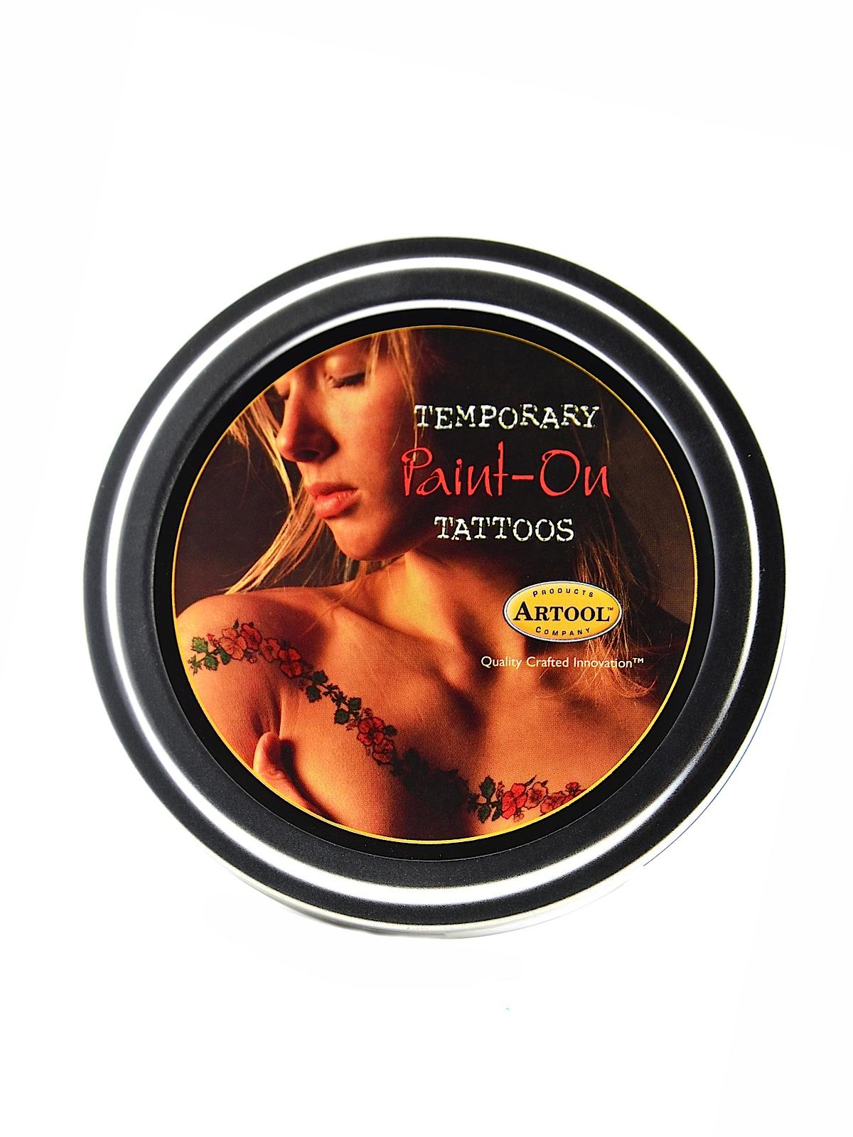 Body of Art Temporary Tattoo Kits