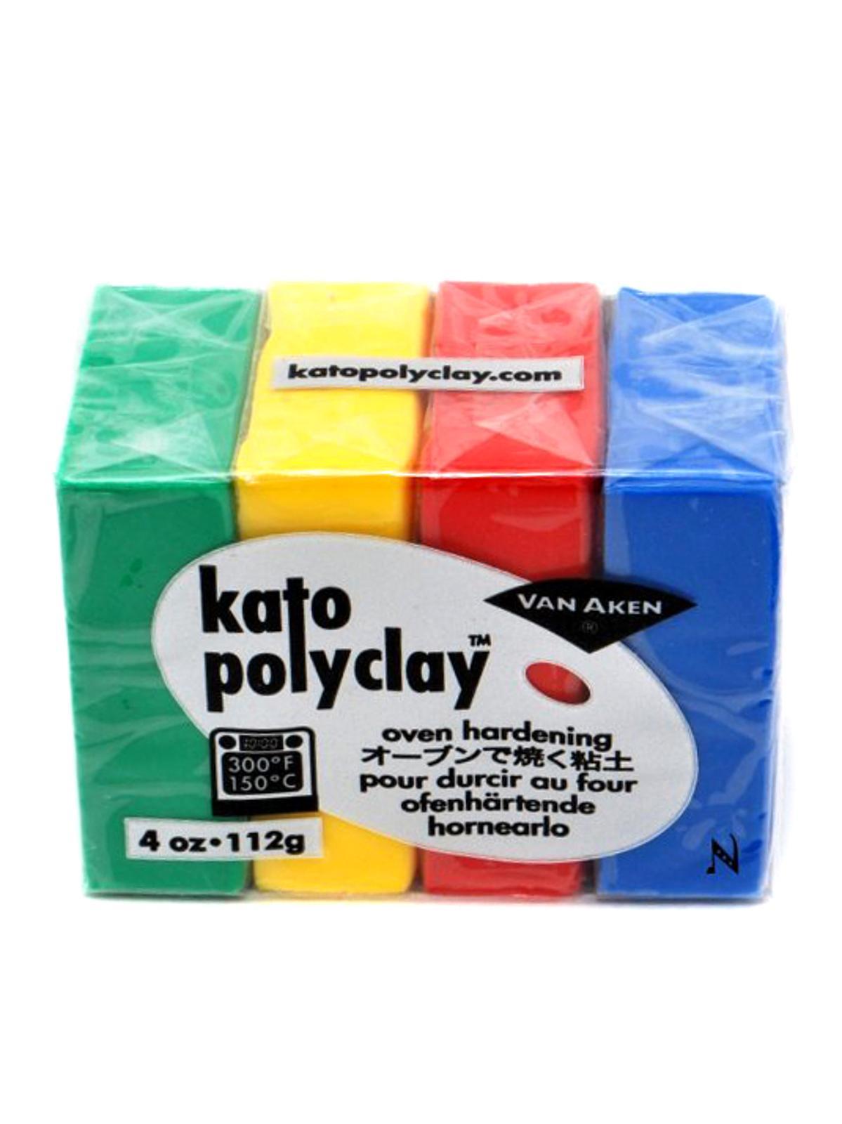 Kato Polyclay Sets