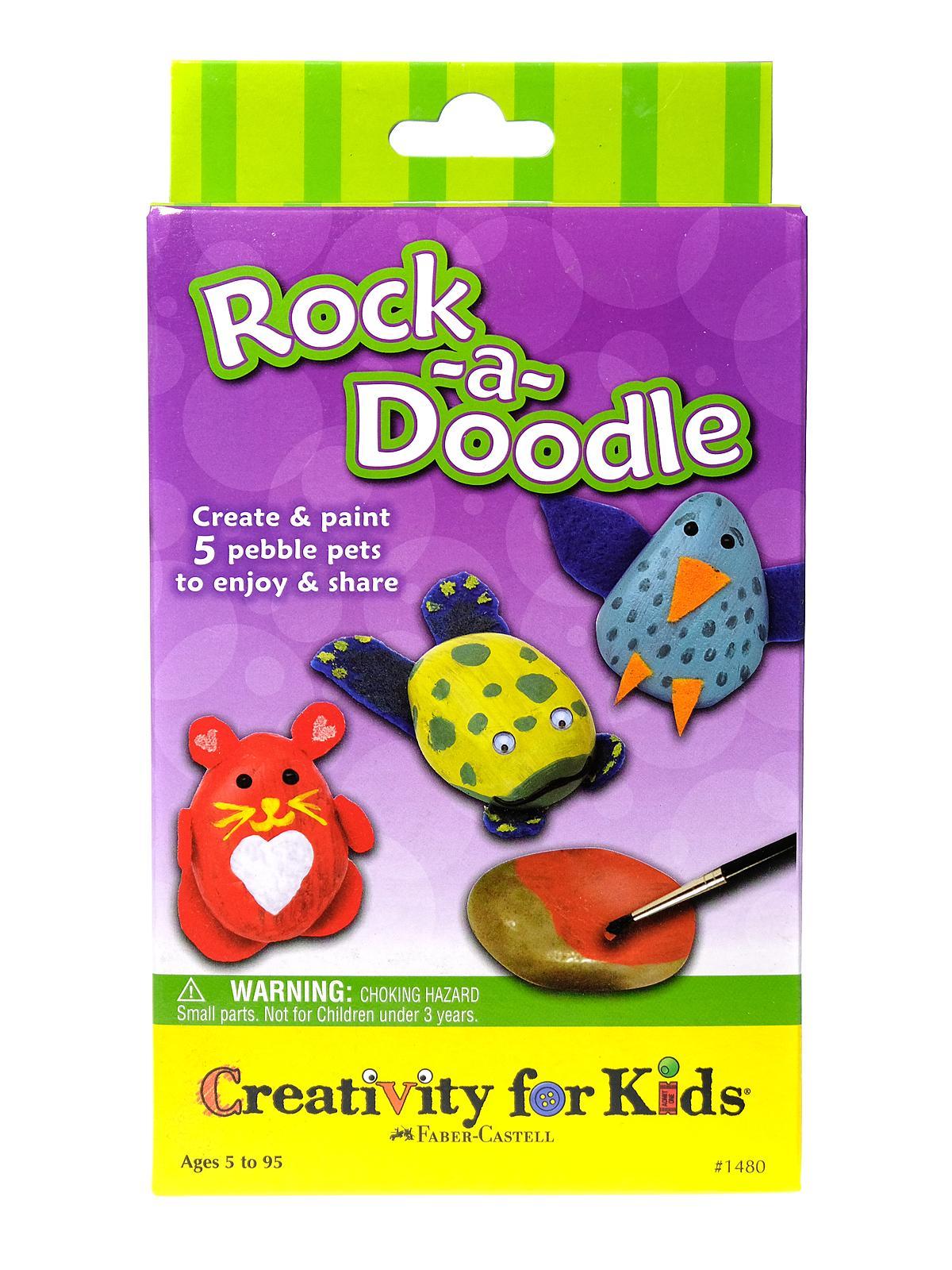 Rock-a-Doodle Mini Kit