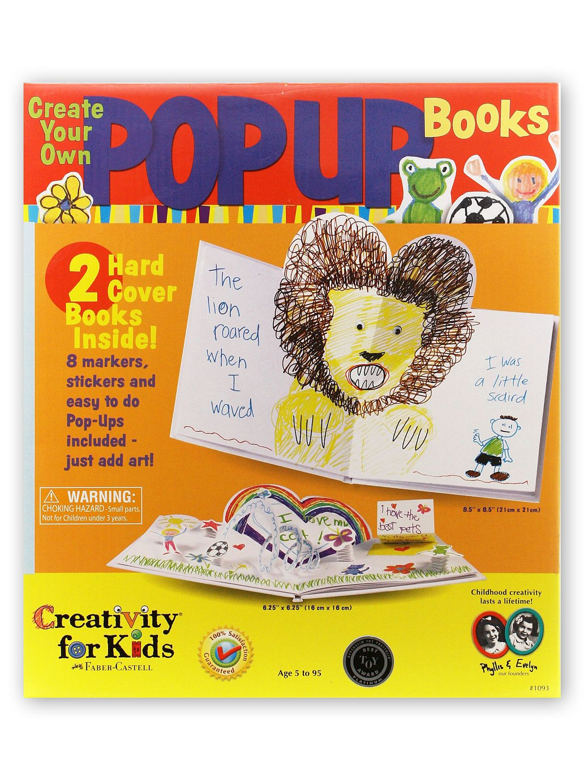 Create Your Own Pop-up book