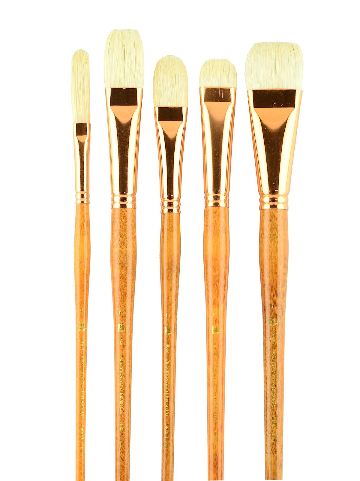 Series 5400 Refine Bristle Long Handle Brushes