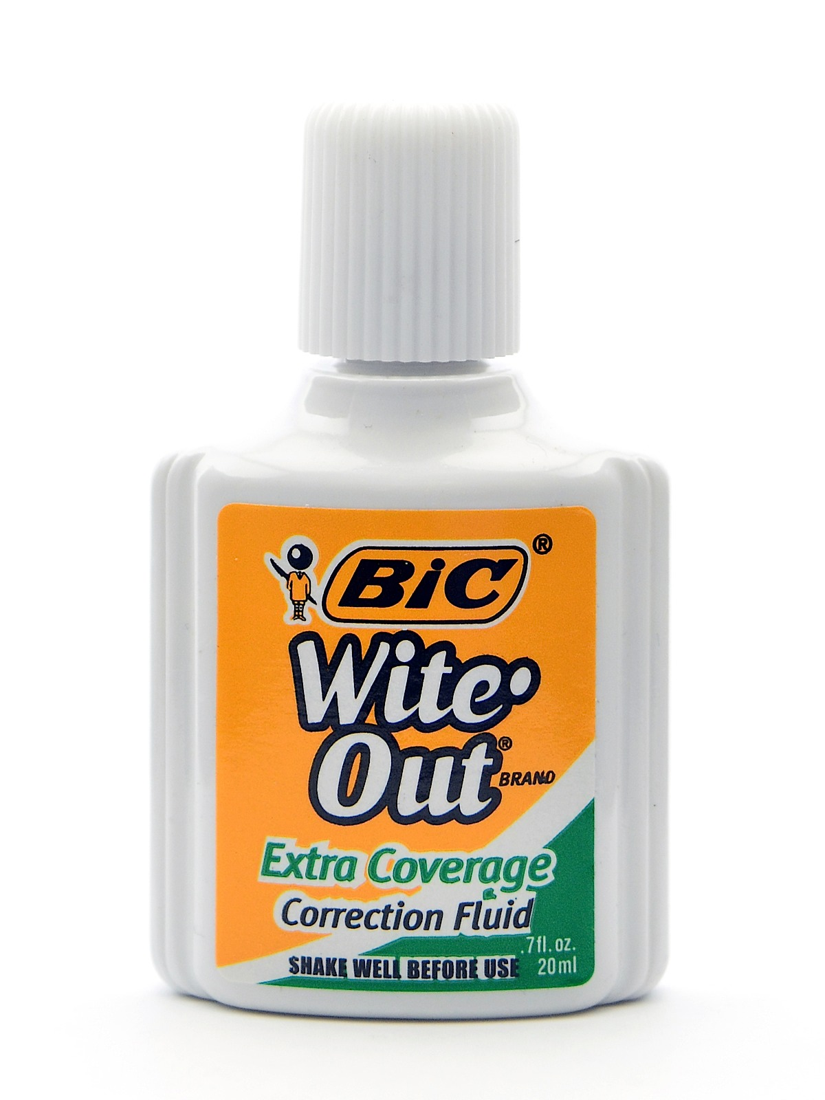 Wite-Out Extra Coverage Correction Fluid