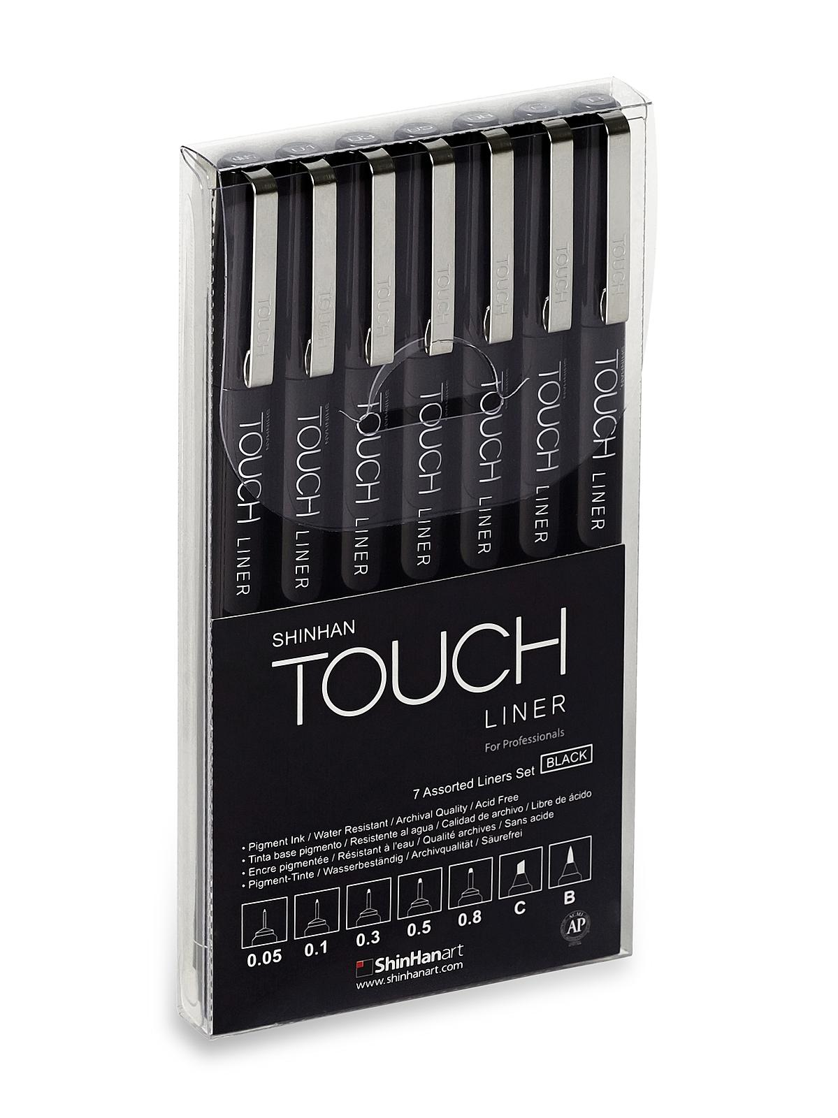 Touch Liner Sets