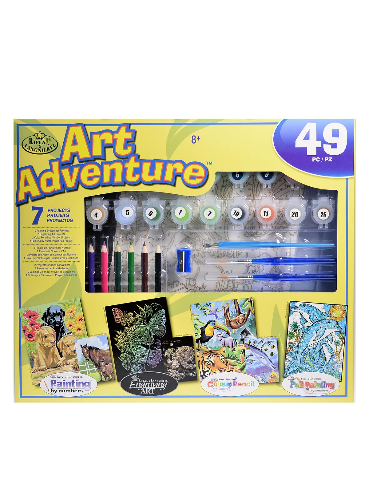 Art Adventure Super Value Sets